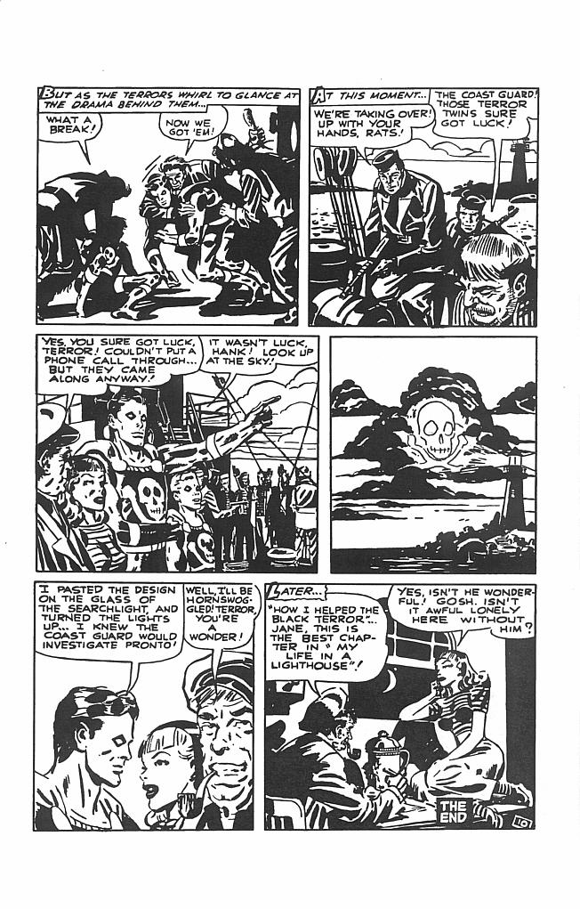 Read online Men of Mystery Comics comic -  Issue #40 - 12