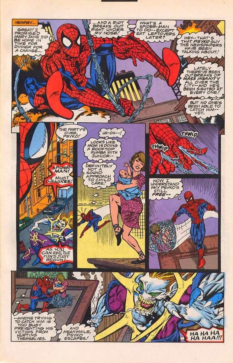 Read online Sleepwalker comic -  Issue #32 - 4