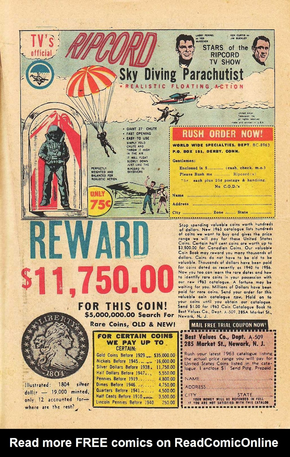 Read online Fightin' Navy comic -  Issue #113 - 22