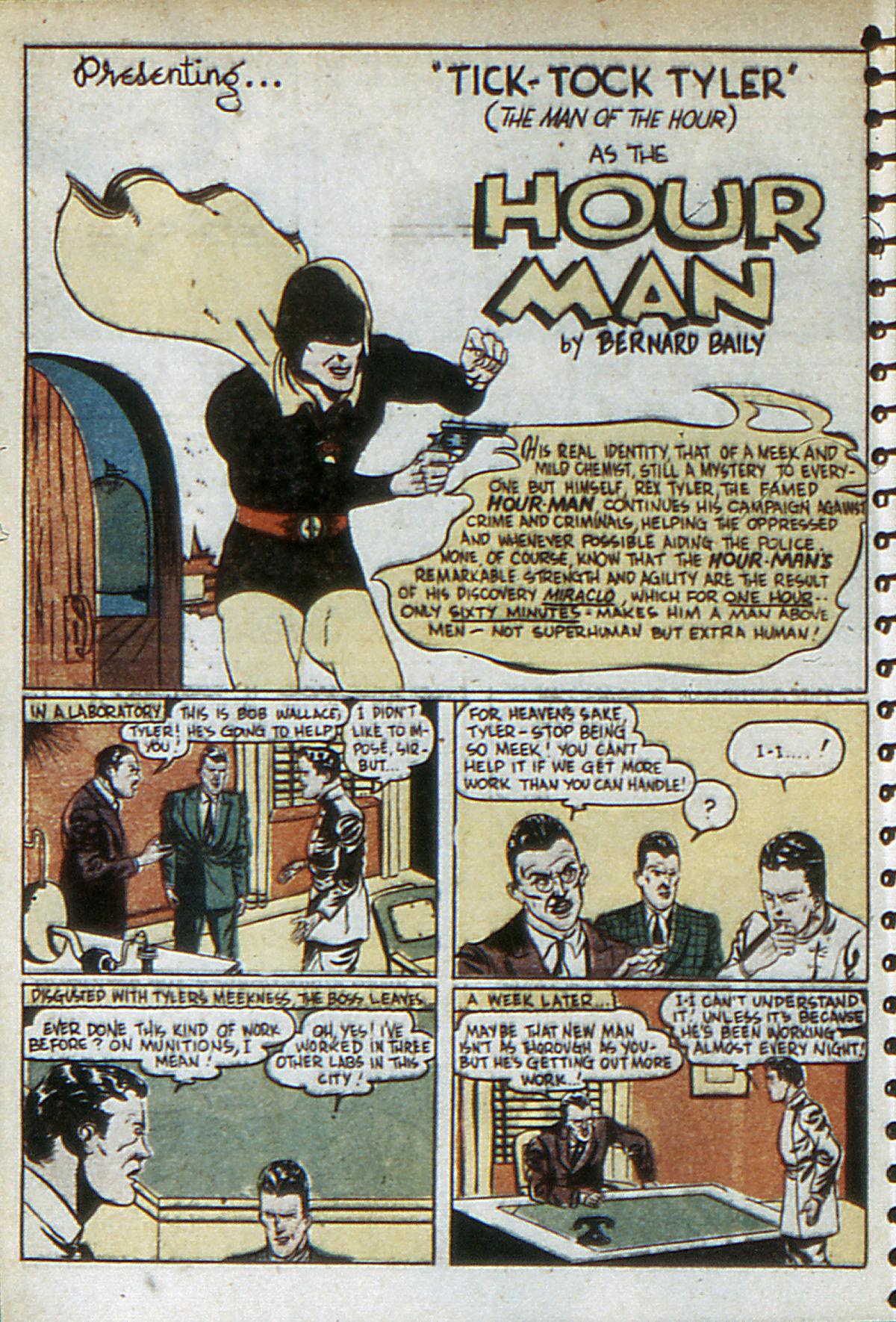 Read online Adventure Comics (1938) comic -  Issue #52 - 60