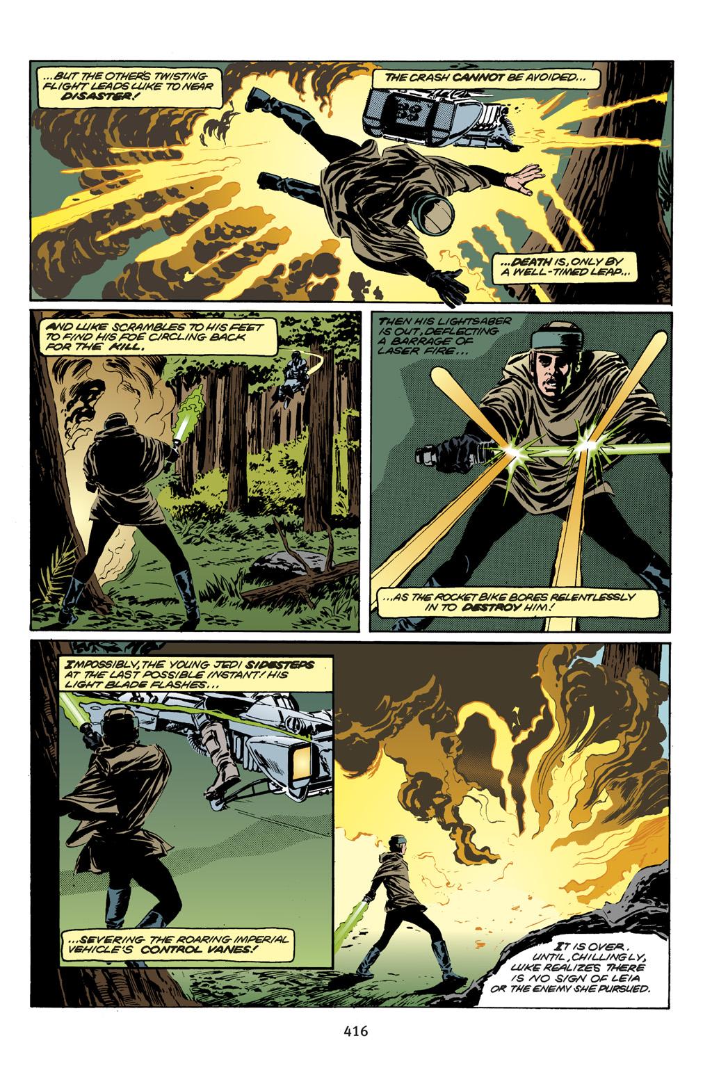 Read online Star Wars Omnibus comic -  Issue # Vol. 18.5 - 133