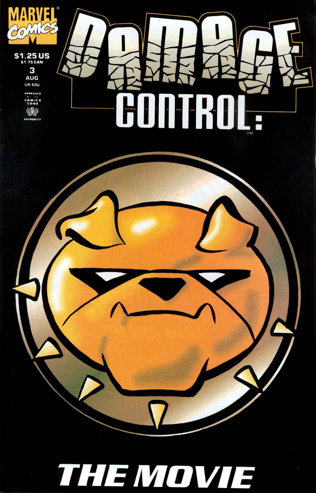 Damage Control (vol. 3) 3 Page 1