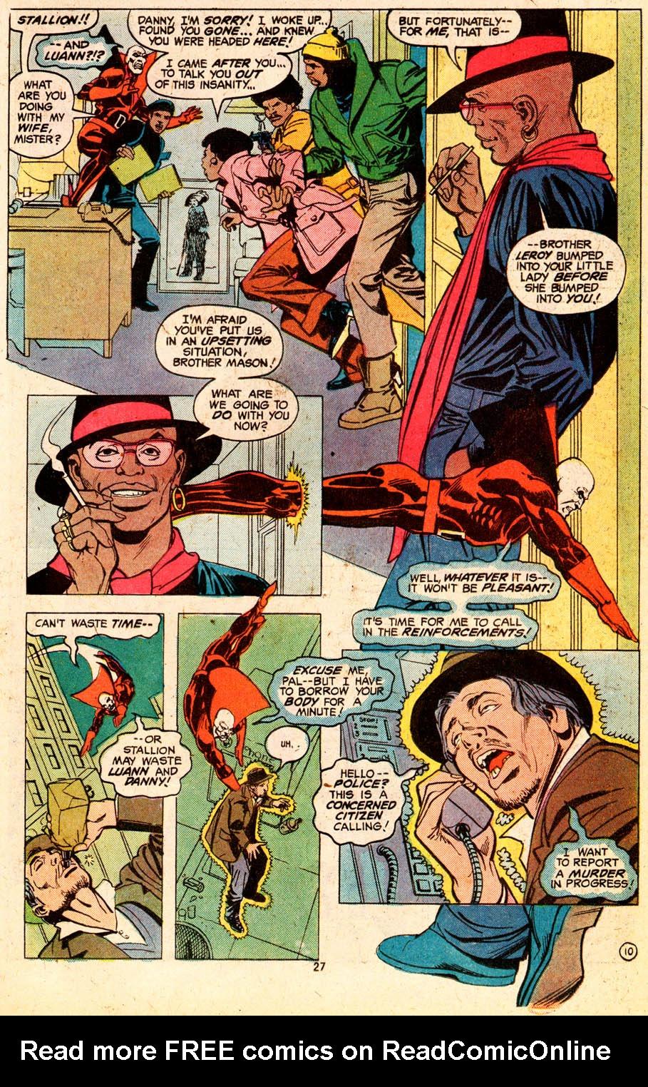 Read online Adventure Comics (1938) comic -  Issue #465 - 28