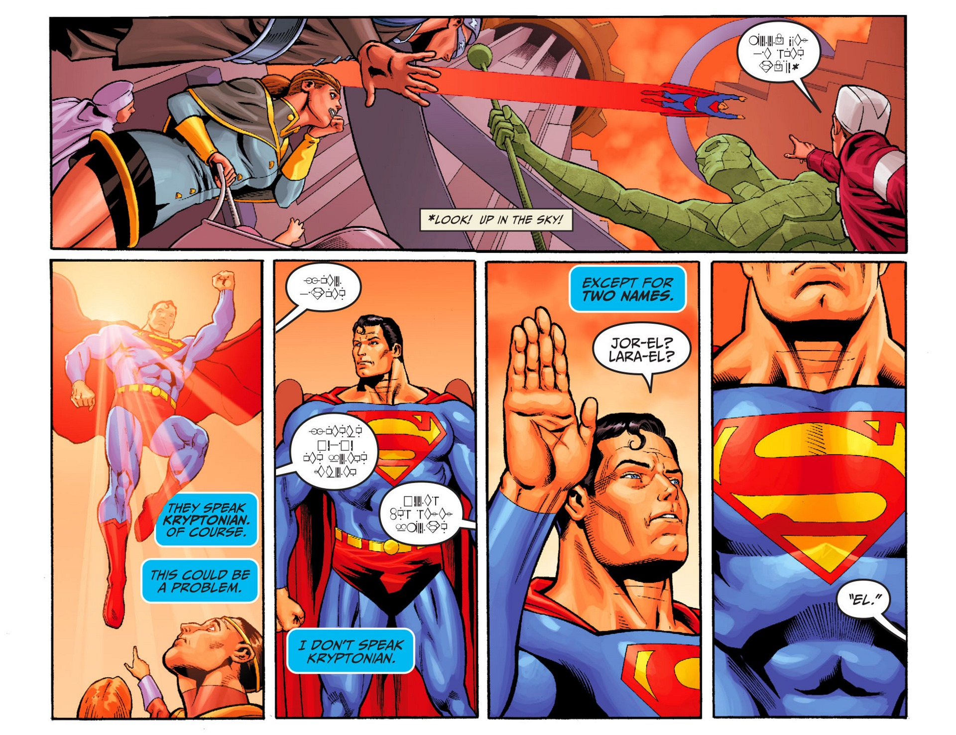 Read online Adventures of Superman [I] comic -  Issue #23 - 6