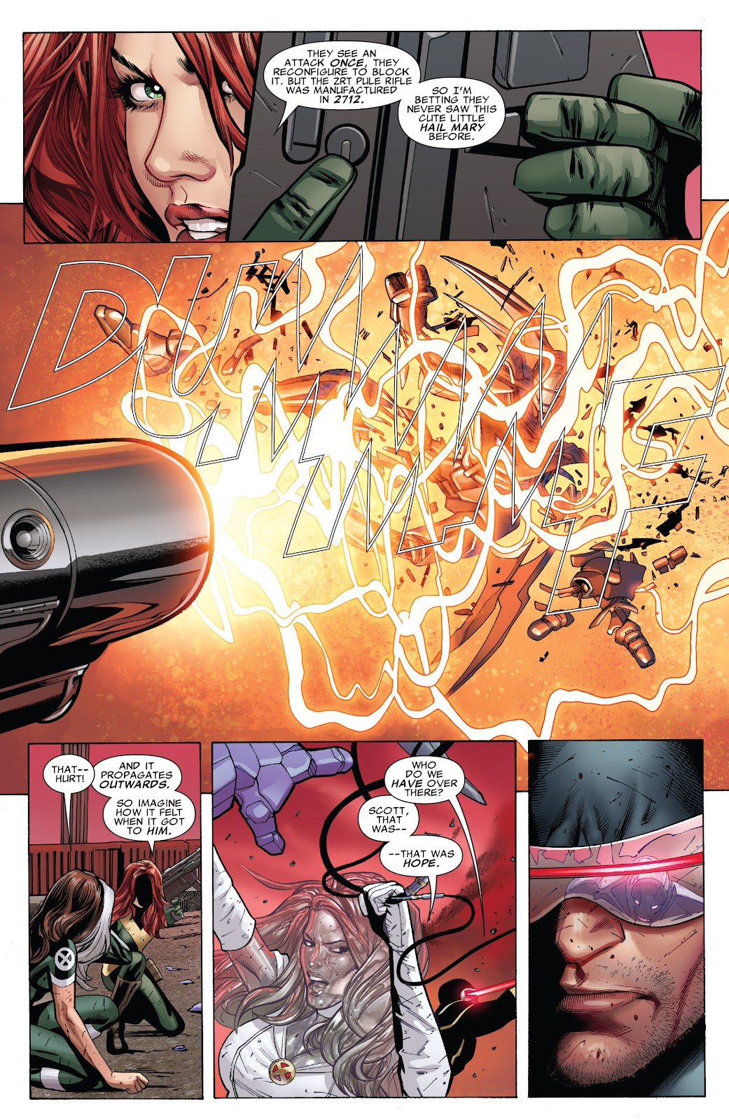 Read online X-Men: Second Coming comic -  Issue # _TPB (Part 3) - 81