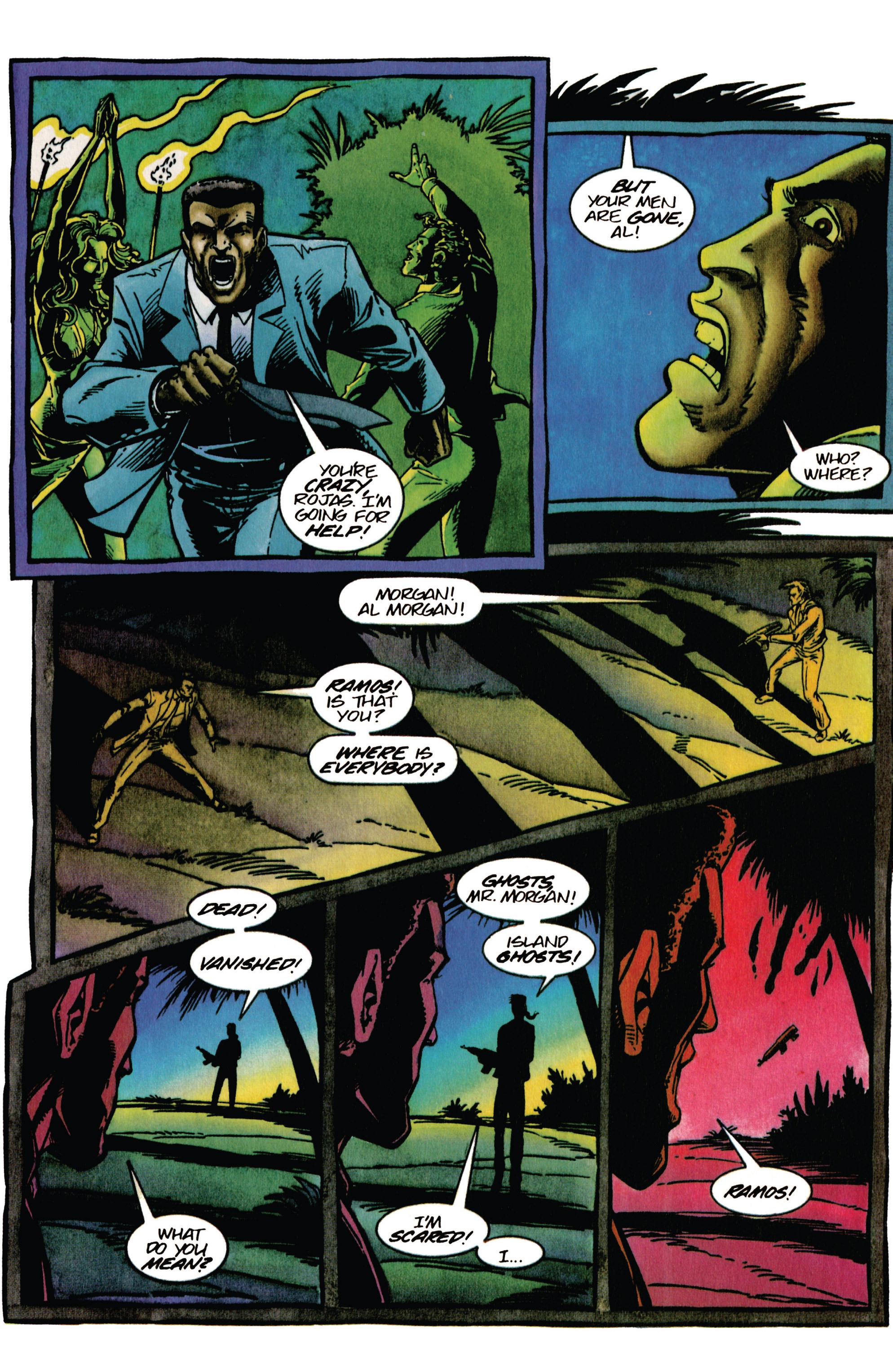 Read online Shadowman (1992) comic -  Issue #34 - 15