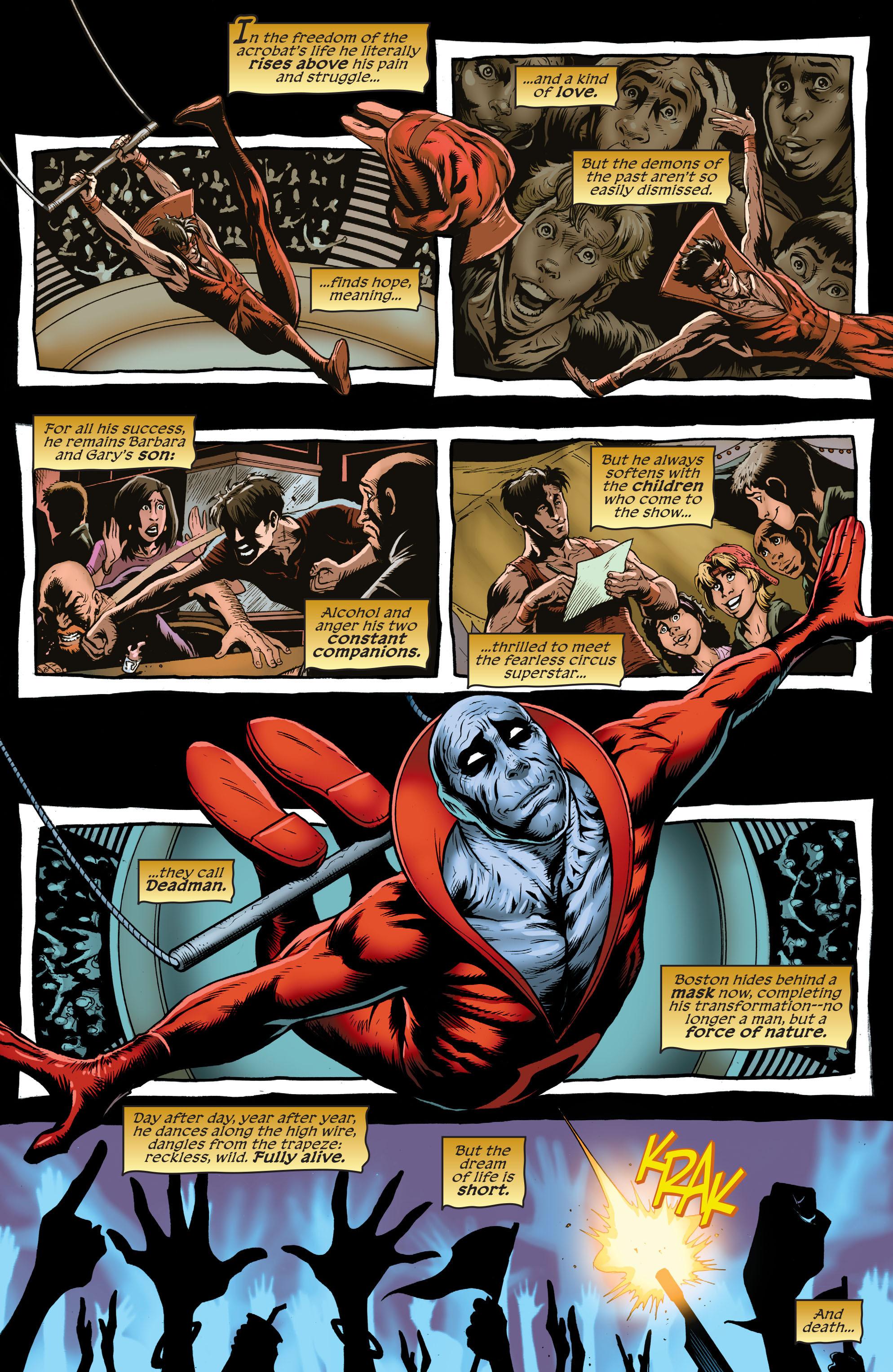 Read online Secret Origins (2014) comic -  Issue #6 - 15