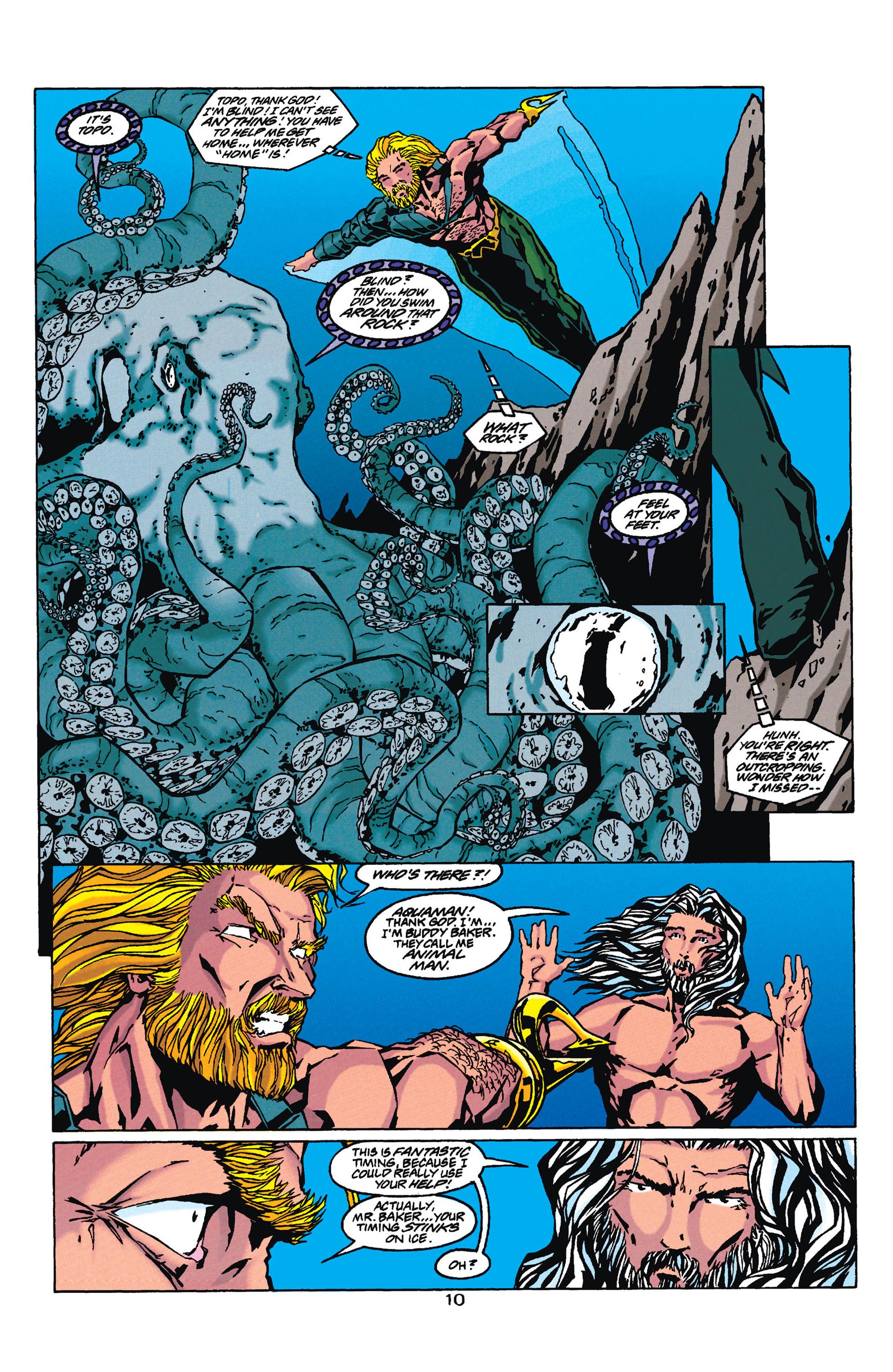 Read online Aquaman (1994) comic -  Issue #35 - 10