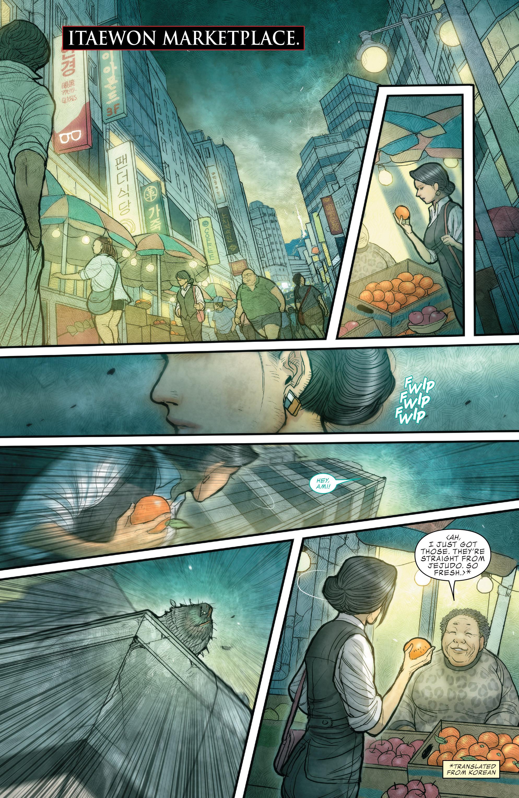 Read online Civil War II: Choosing Sides comic -  Issue #6 - 12