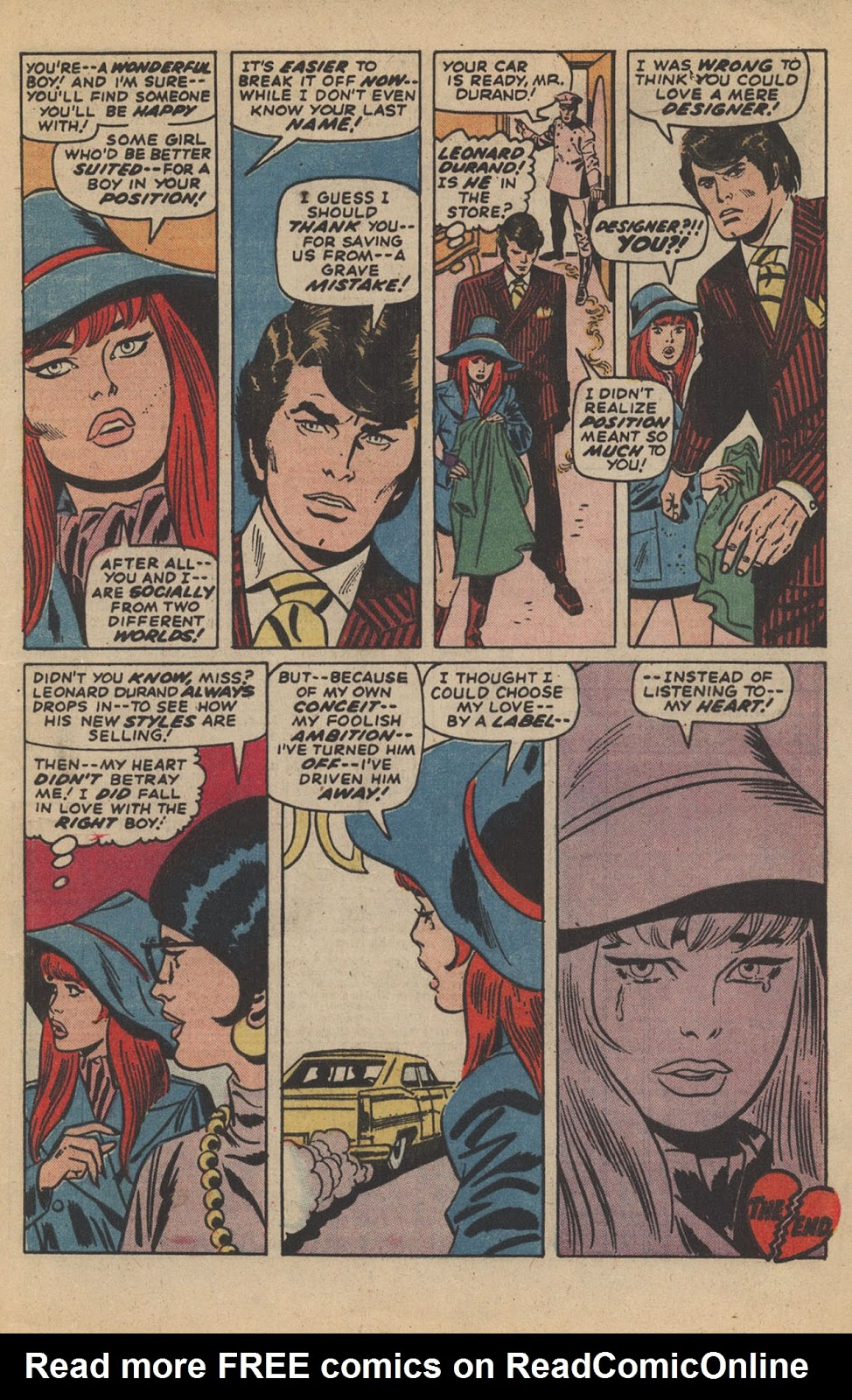 My Love (1969) issue 23 - Page 9