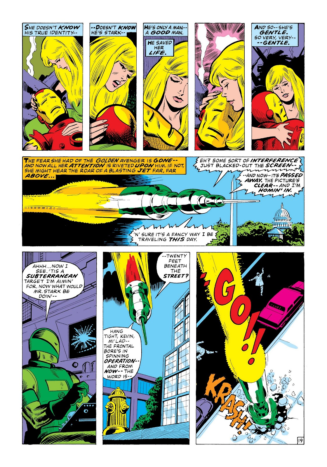 Read online Marvel Masterworks: The Invincible Iron Man comic -  Issue # TPB 8 (Part 2) - 6