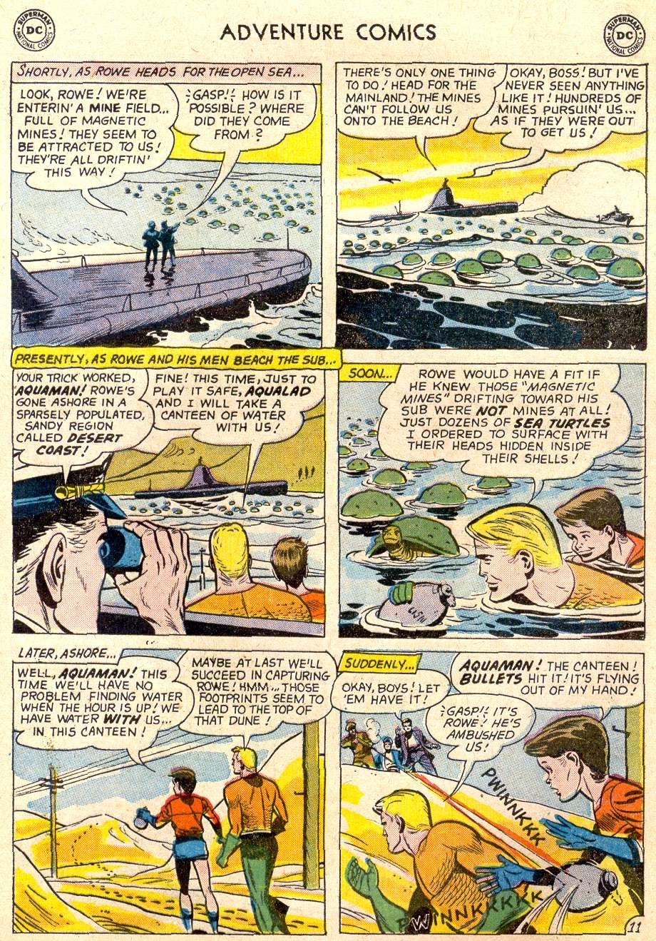 Read online Adventure Comics (1938) comic -  Issue #282 - 29