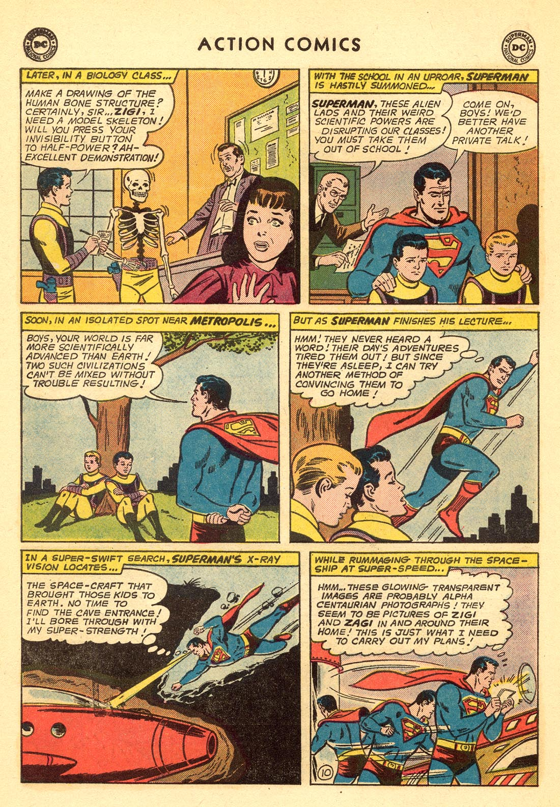 Read online Action Comics (1938) comic -  Issue #315 - 14