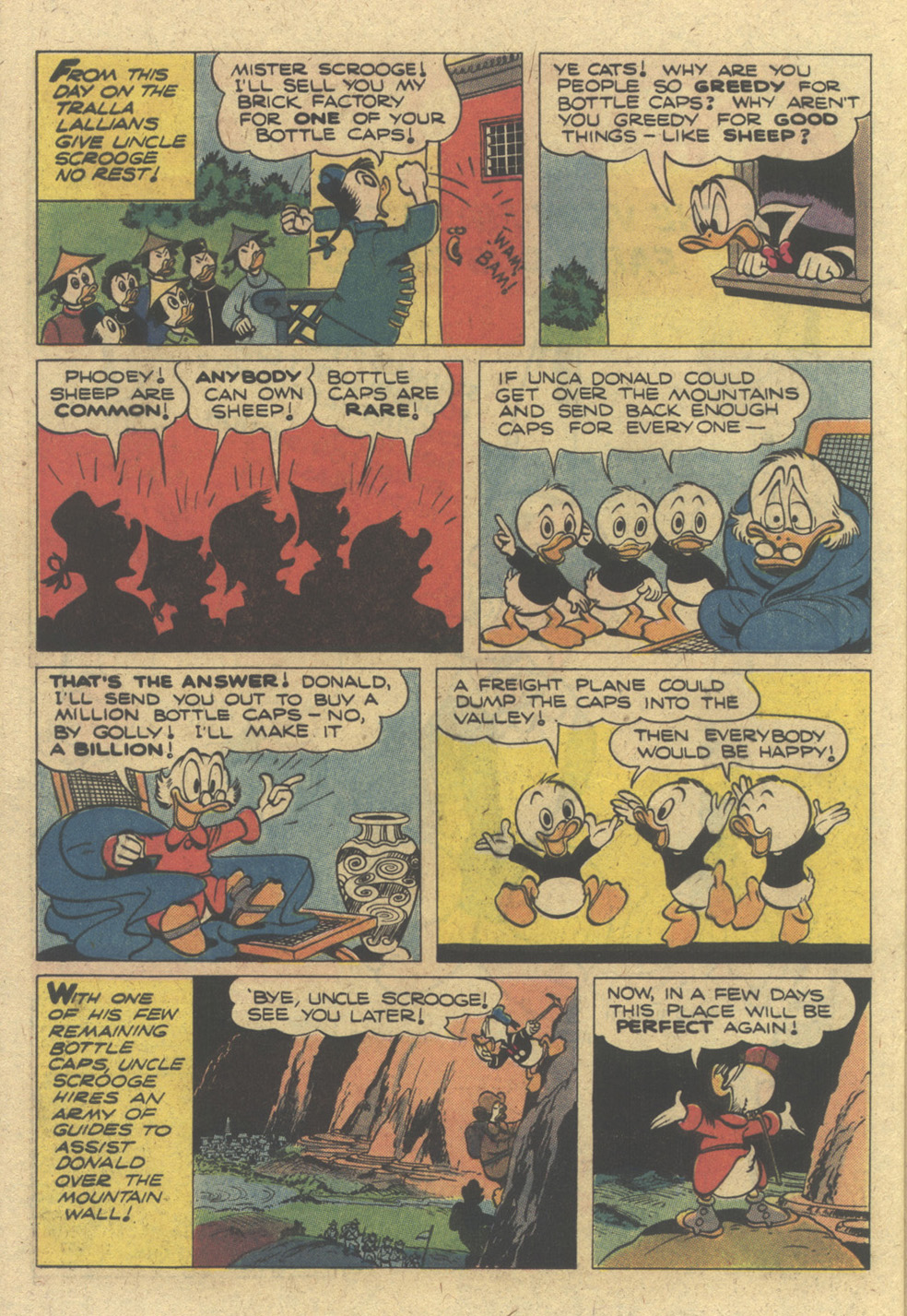Read online Uncle Scrooge (1953) comic -  Issue #183 - 24