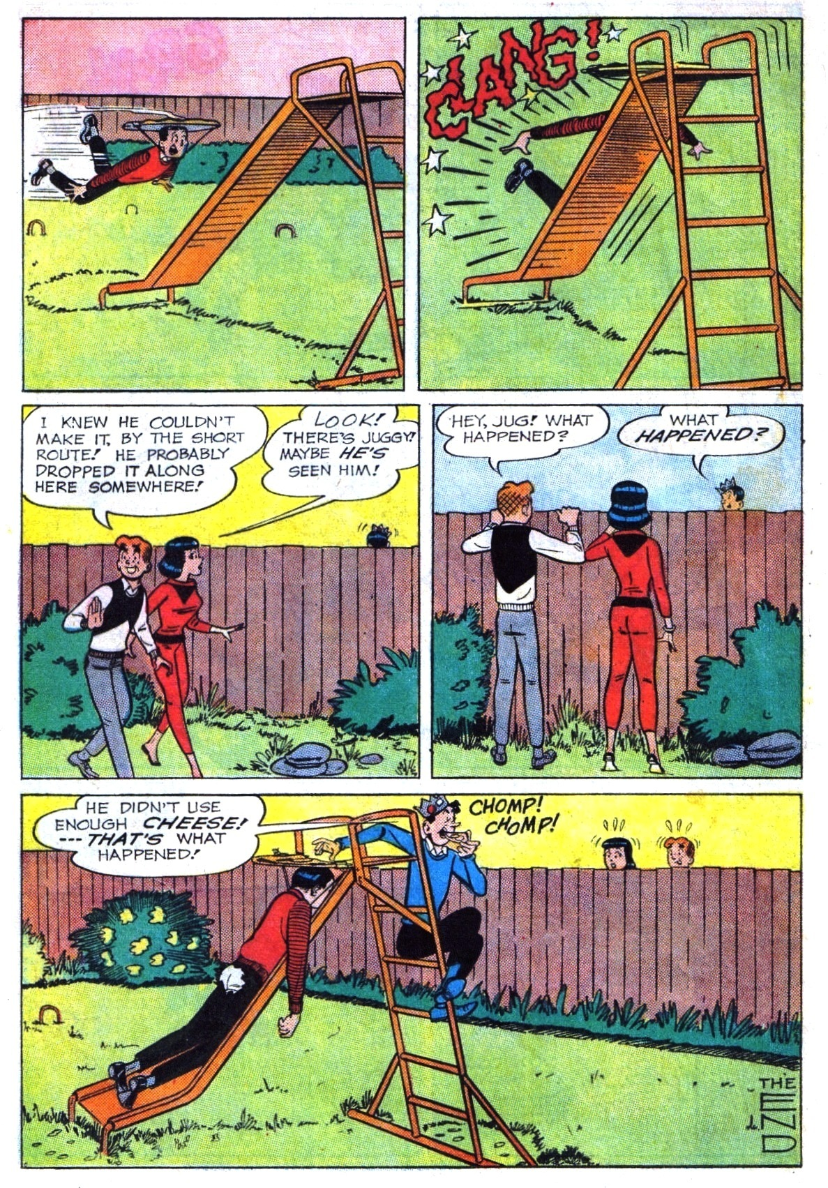 Read online Archie (1960) comic -  Issue #149 - 8