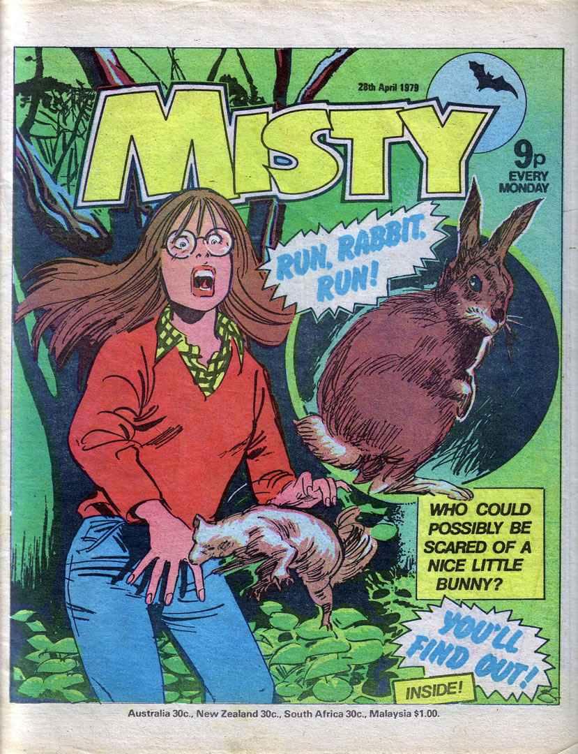 Misty (1978) 64 Page 1