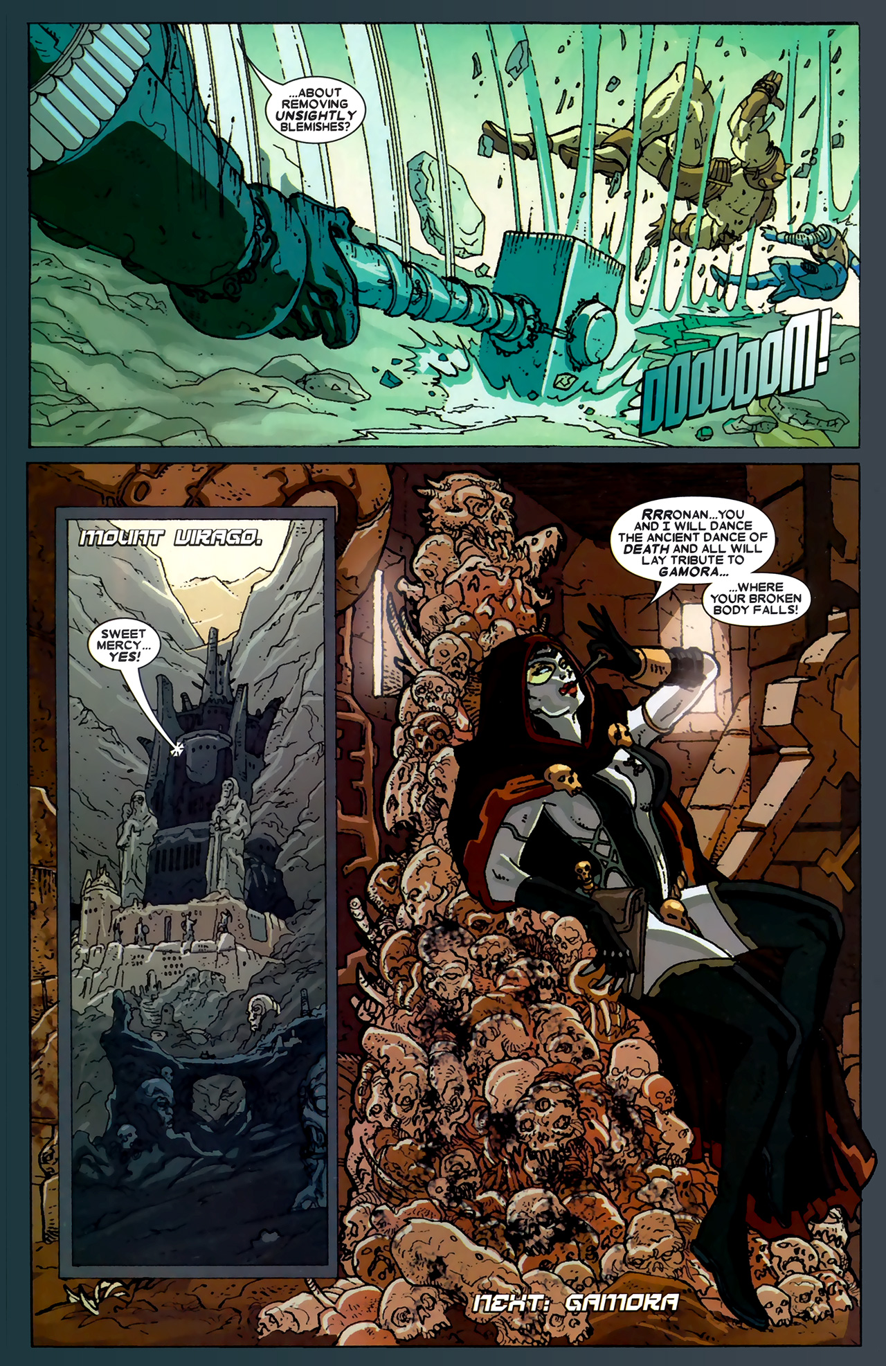 Read online Annihilation: Ronan comic -  Issue #1 - 24