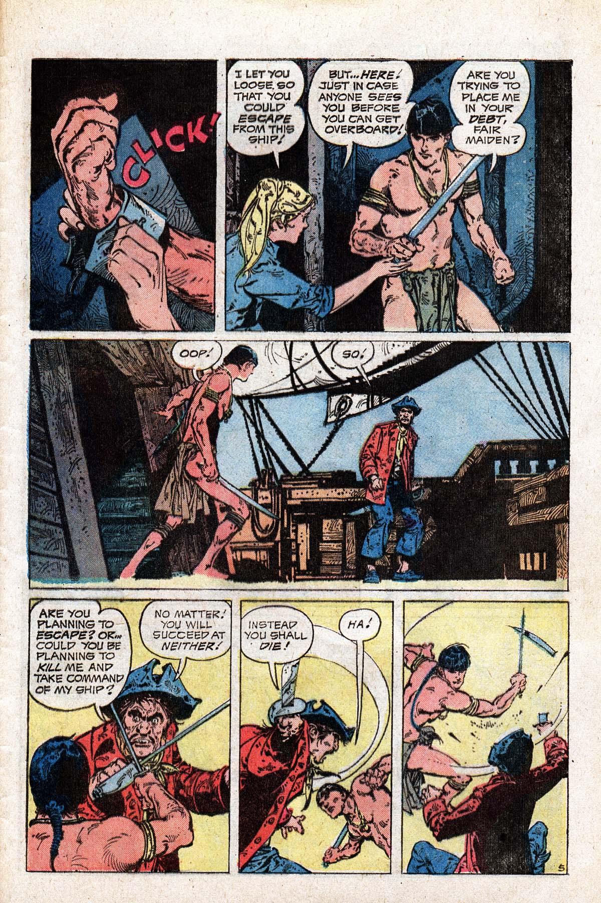 Read online Adventure Comics (1938) comic -  Issue #427 - 29