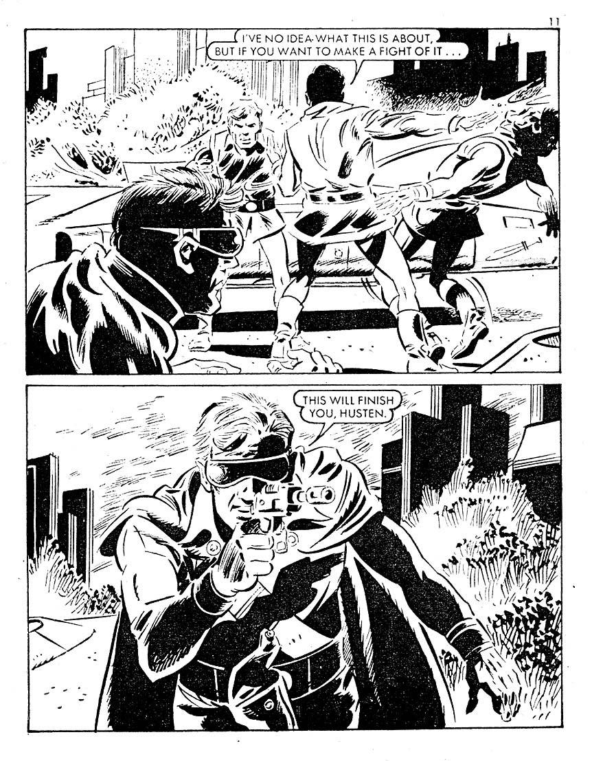 Starblazer issue 30 - Page 11