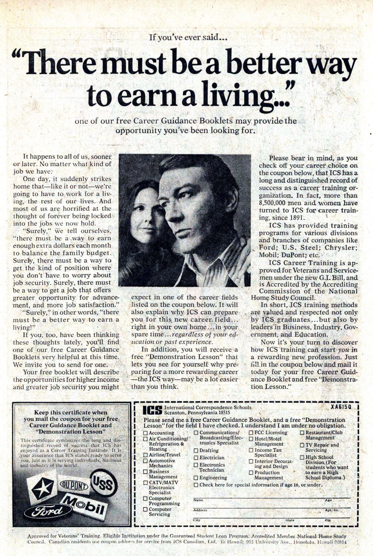 Read online Amazing Adventures (1970) comic -  Issue #23 - 7
