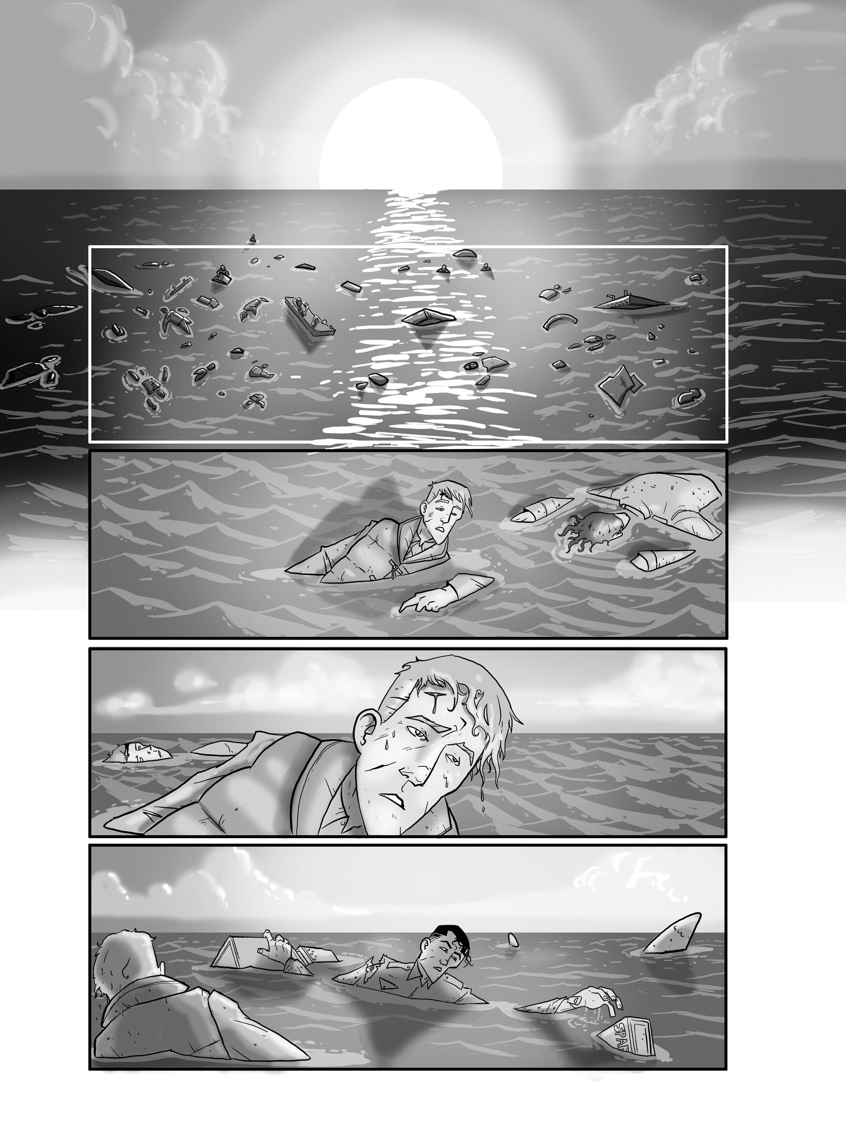 Read online FUBAR comic -  Issue #2 - 89