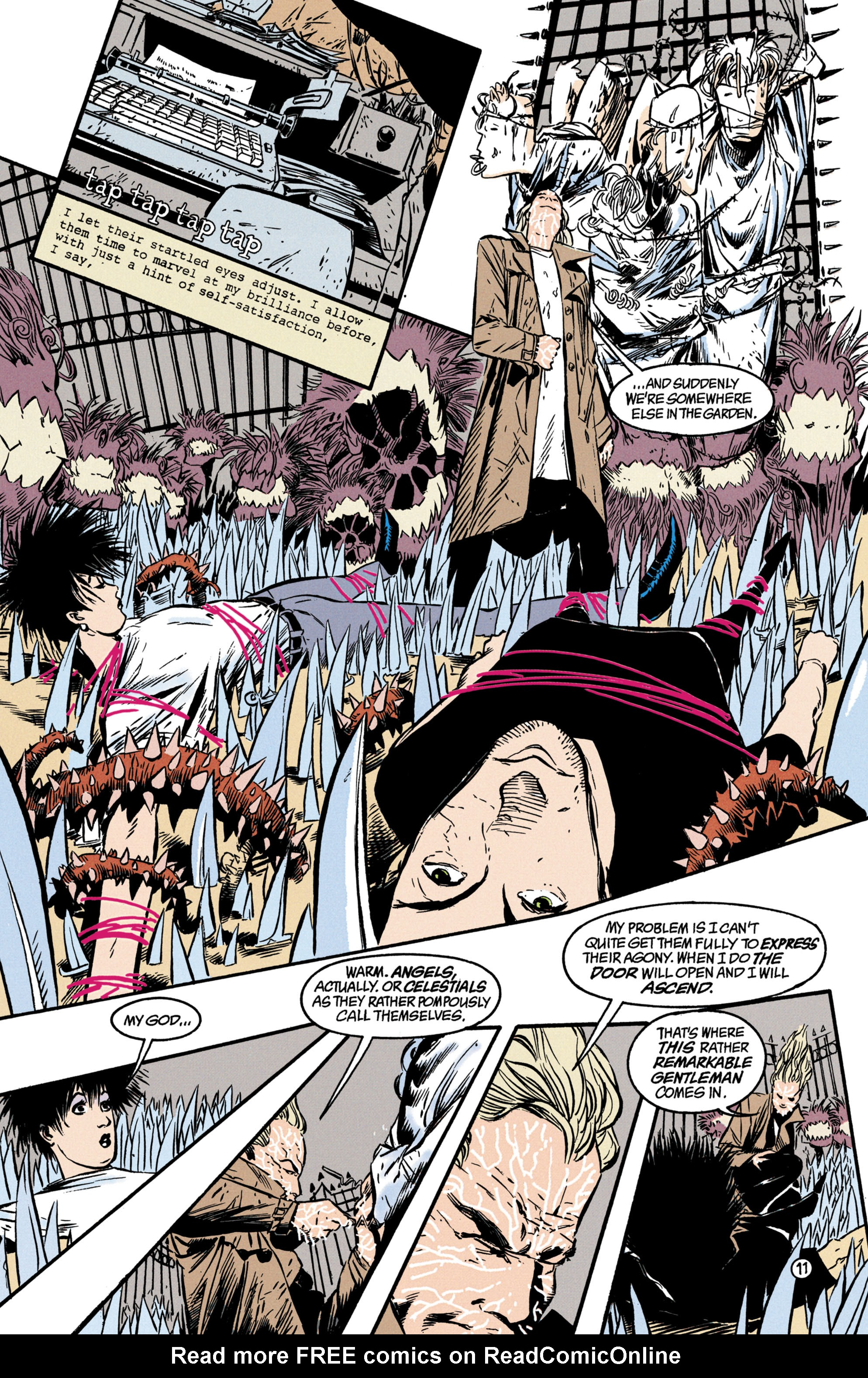 Read online Shade, the Changing Man comic -  Issue #35 - 12