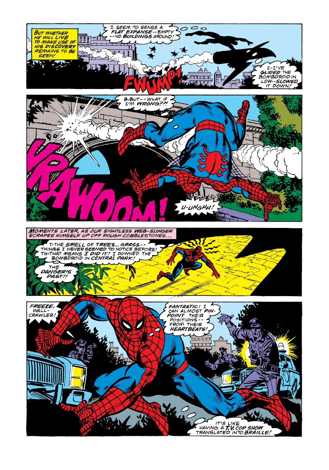 Read online Marvel Masterworks: The Spectacular Spider-Man comic -  Issue # TPB 2 (Part 3) - 35