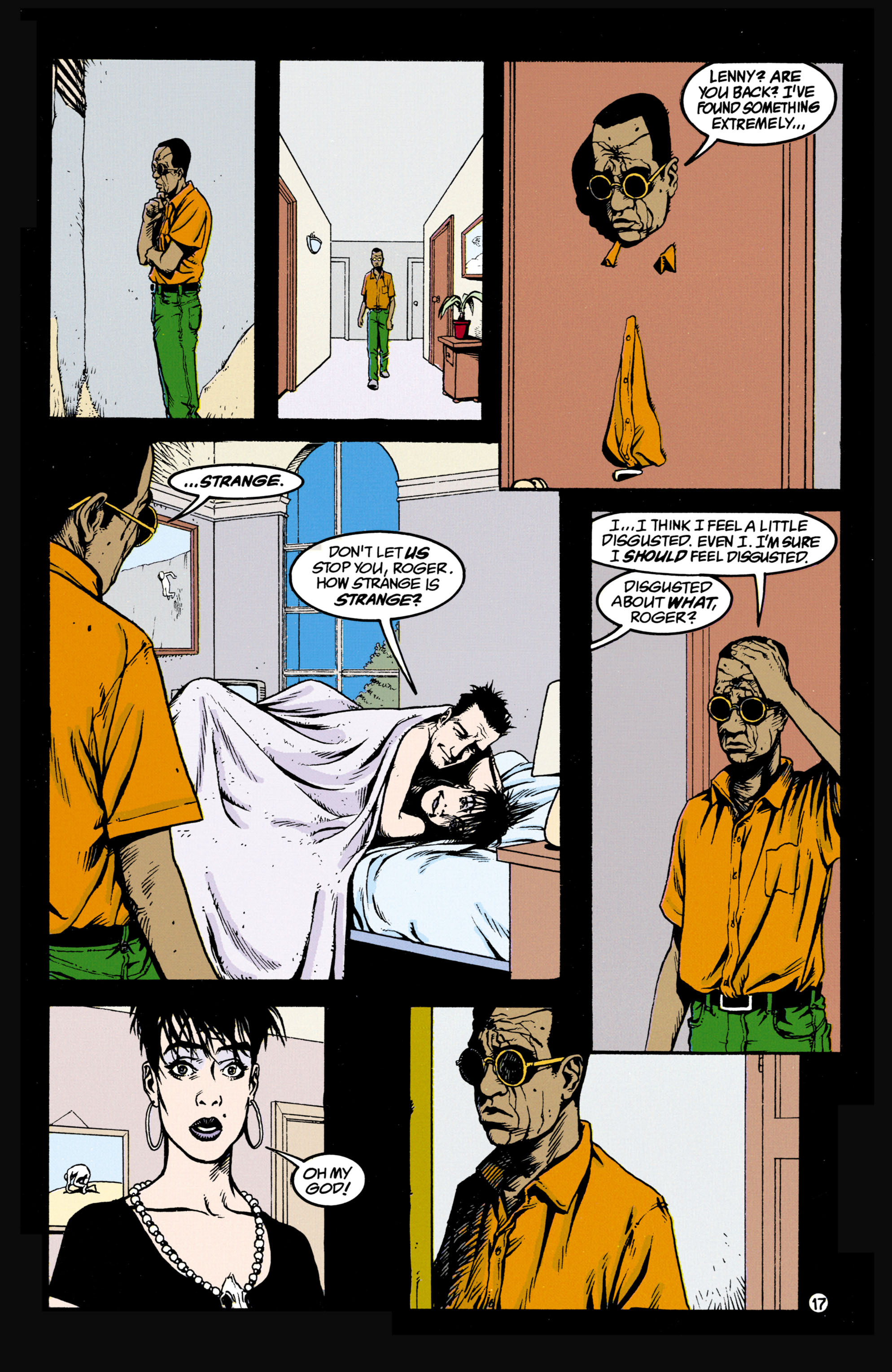 Read online Shade, the Changing Man comic -  Issue #34 - 17