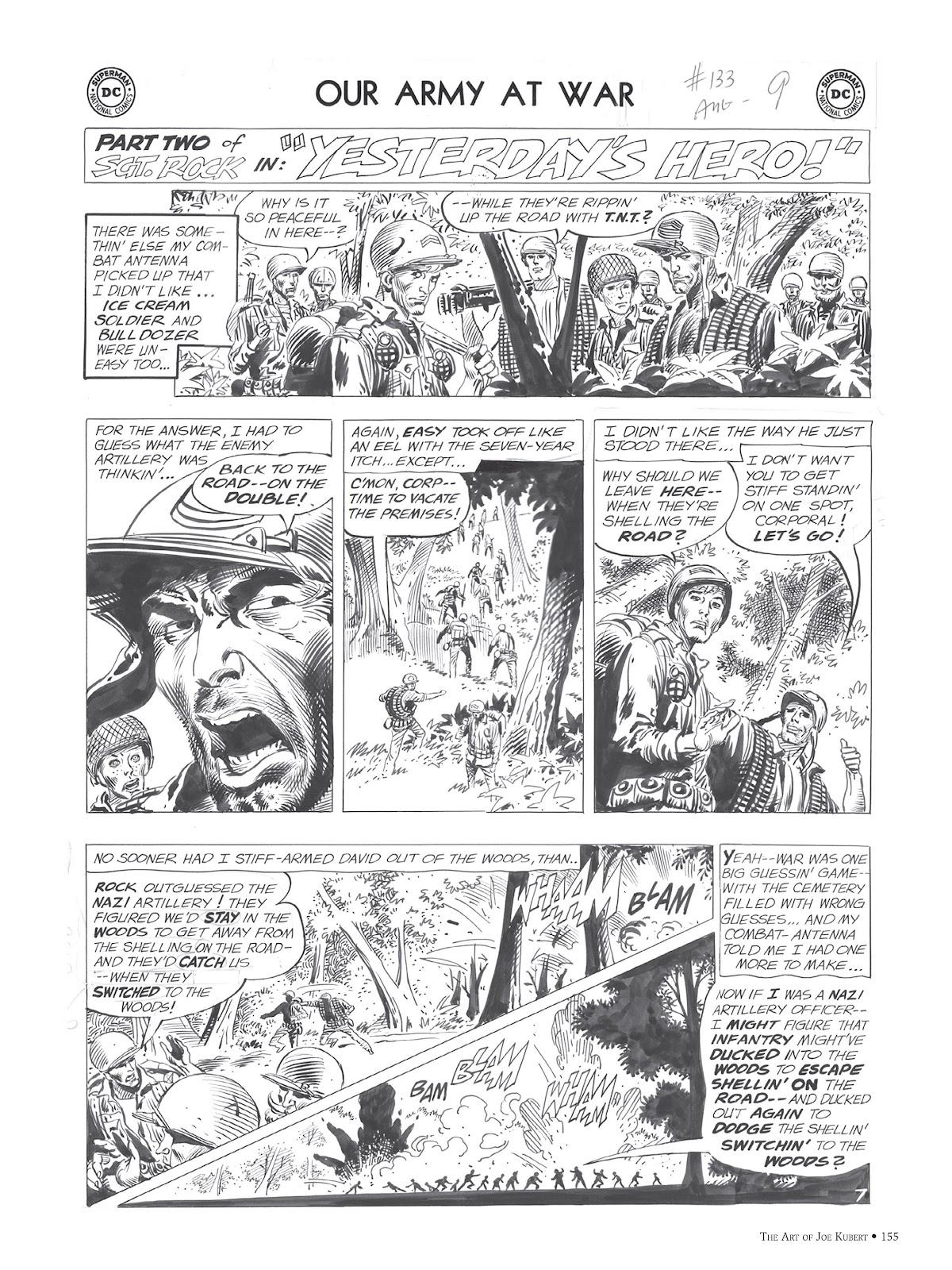 Read online The Art of Joe Kubert comic -  Issue # TPB (Part 2) - 55