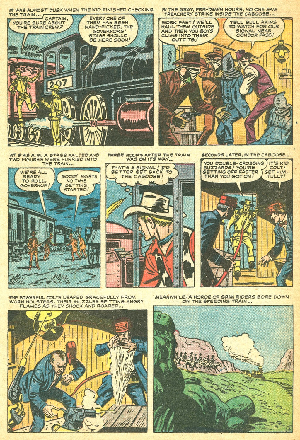 Kid Colt Outlaw issue 60 - Page 13