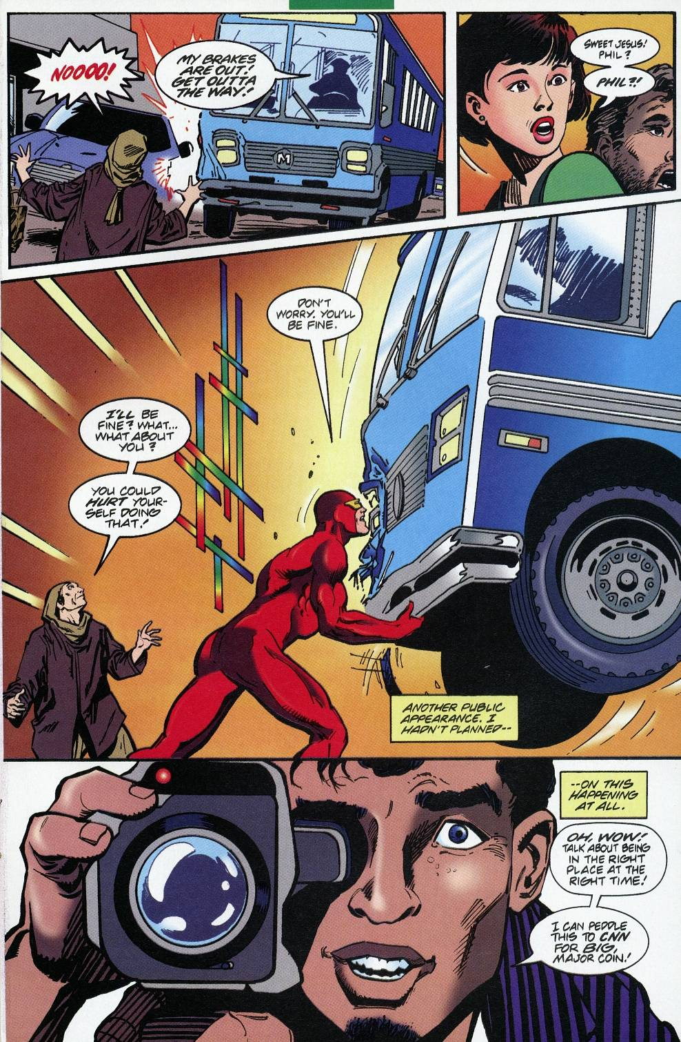 Read online Solar, Man of the Atom comic -  Issue #53 - 13