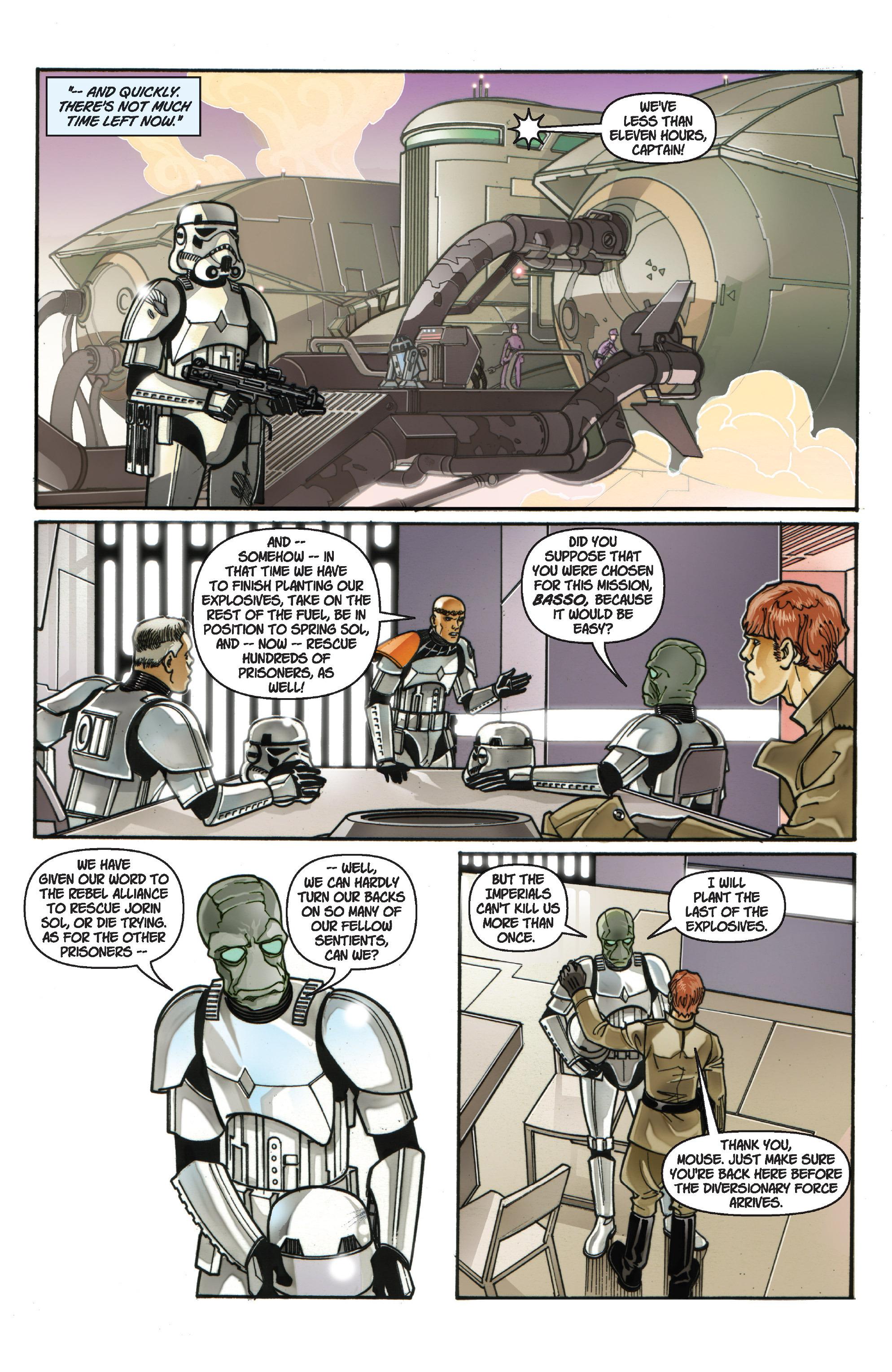 Read online Star Wars Omnibus comic -  Issue # Vol. 22 - 271