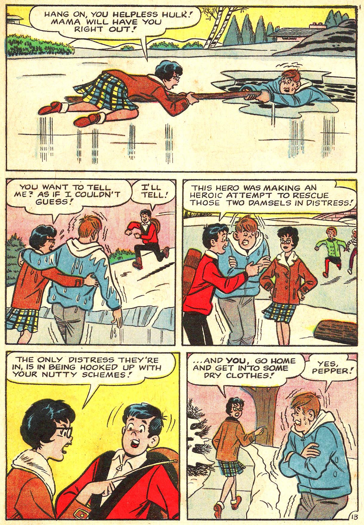 Read online She's Josie comic -  Issue #12 - 17