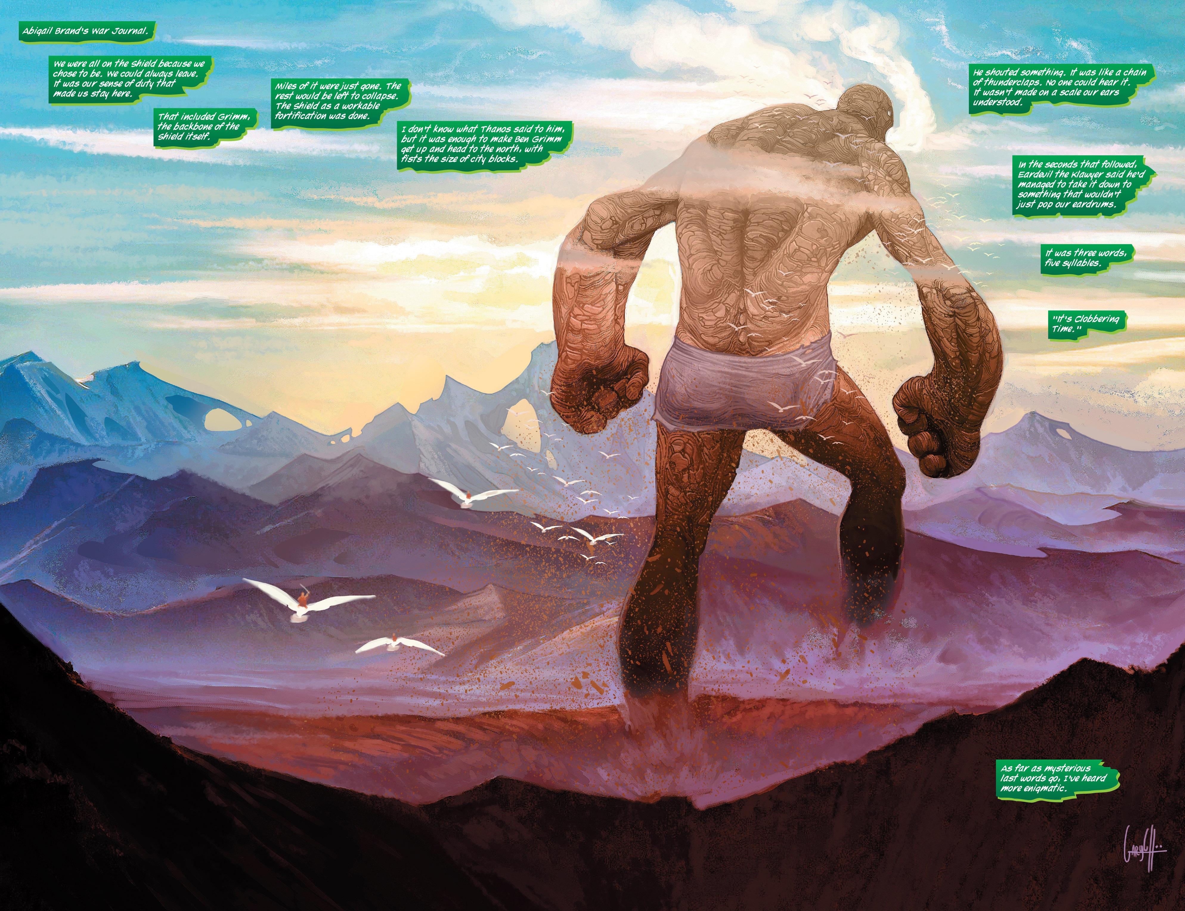 Read online Siege (2015) comic -  Issue #4 - 16
