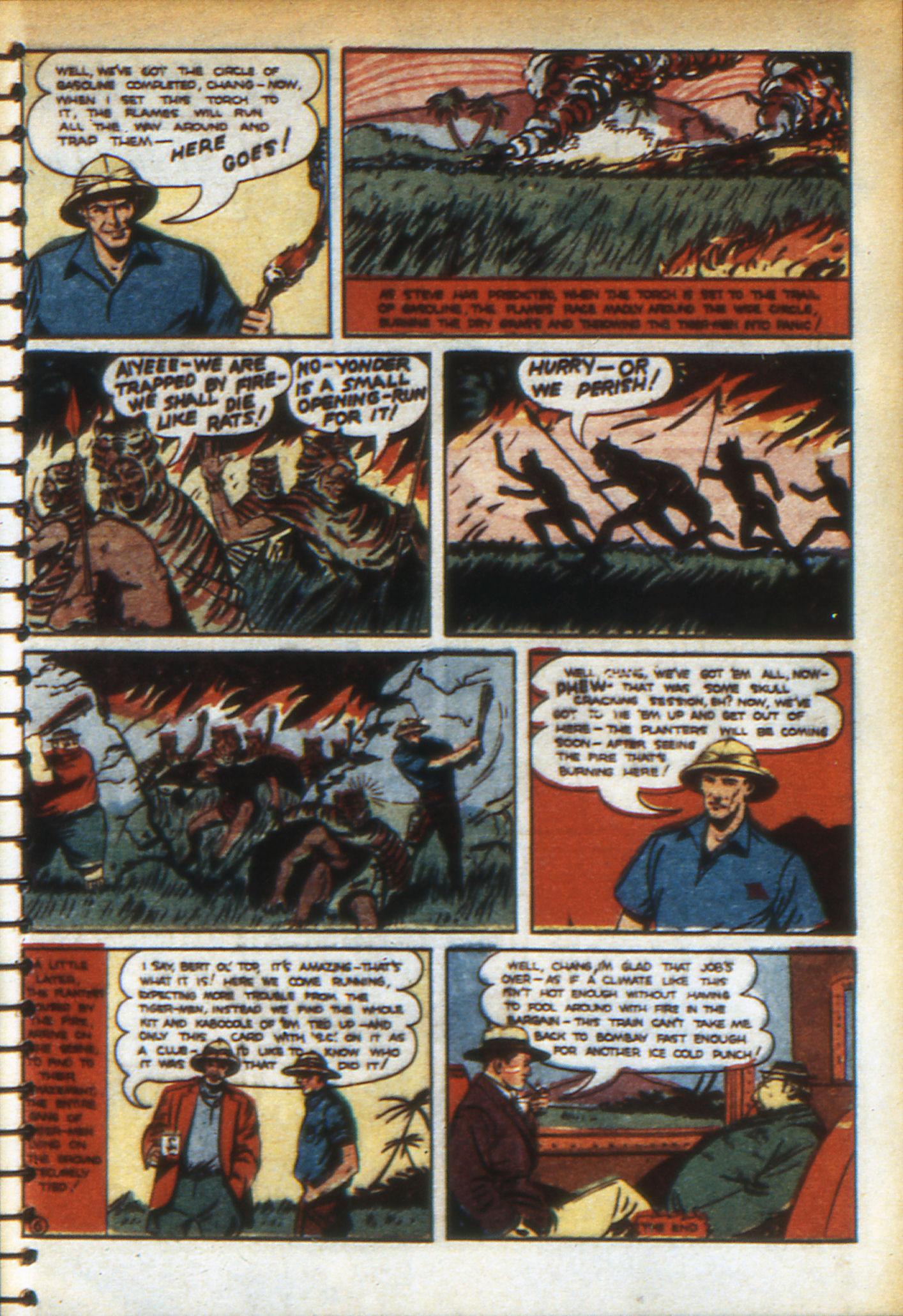 Read online Adventure Comics (1938) comic -  Issue #49 - 49