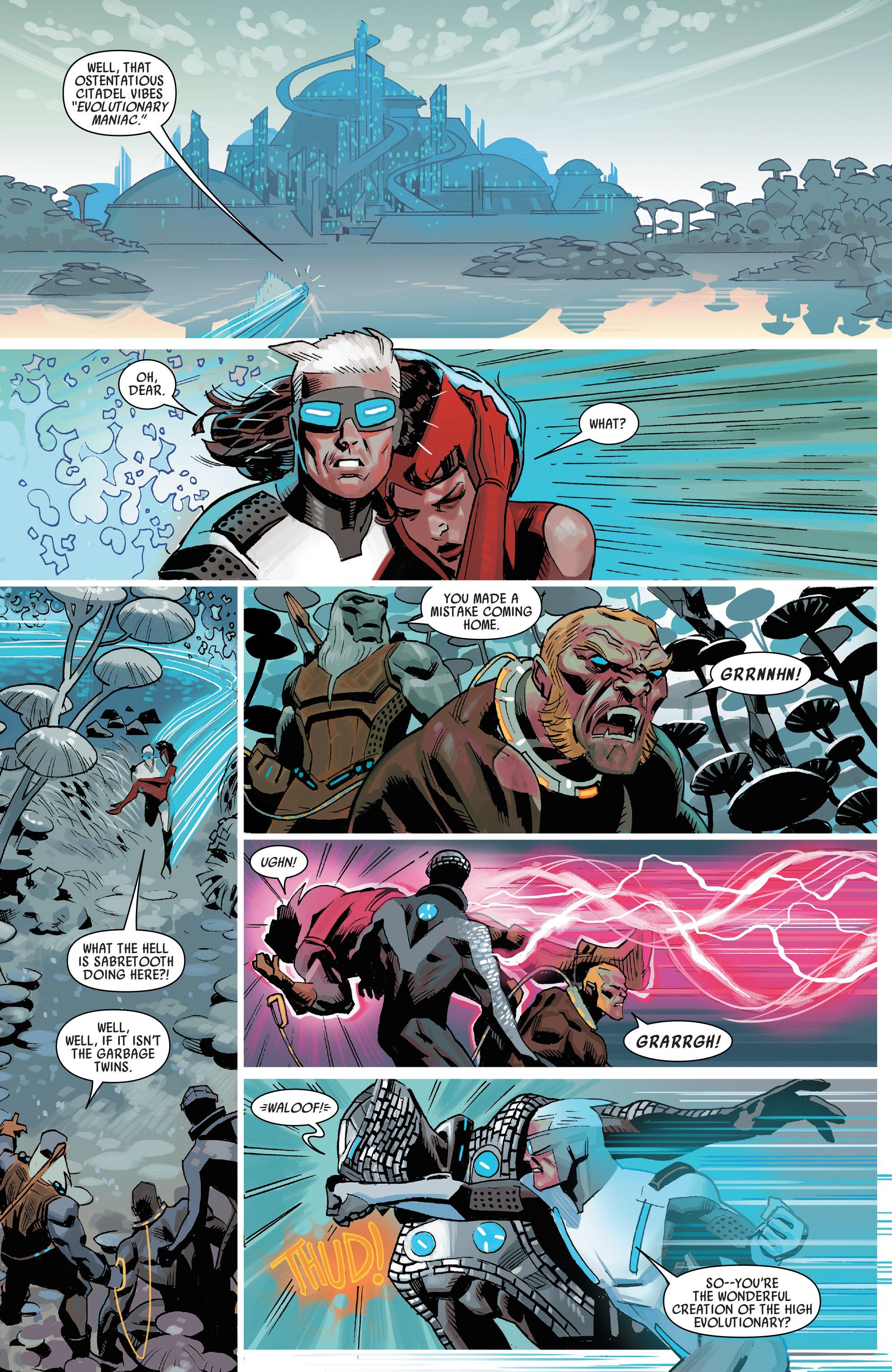 Read online Uncanny Avengers [I] comic -  Issue #3 - 14