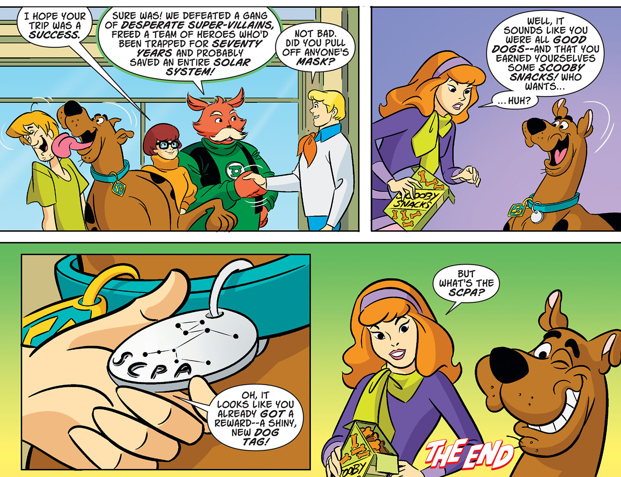 Read online Scooby-Doo! Team-Up comic -  Issue #36 - 23