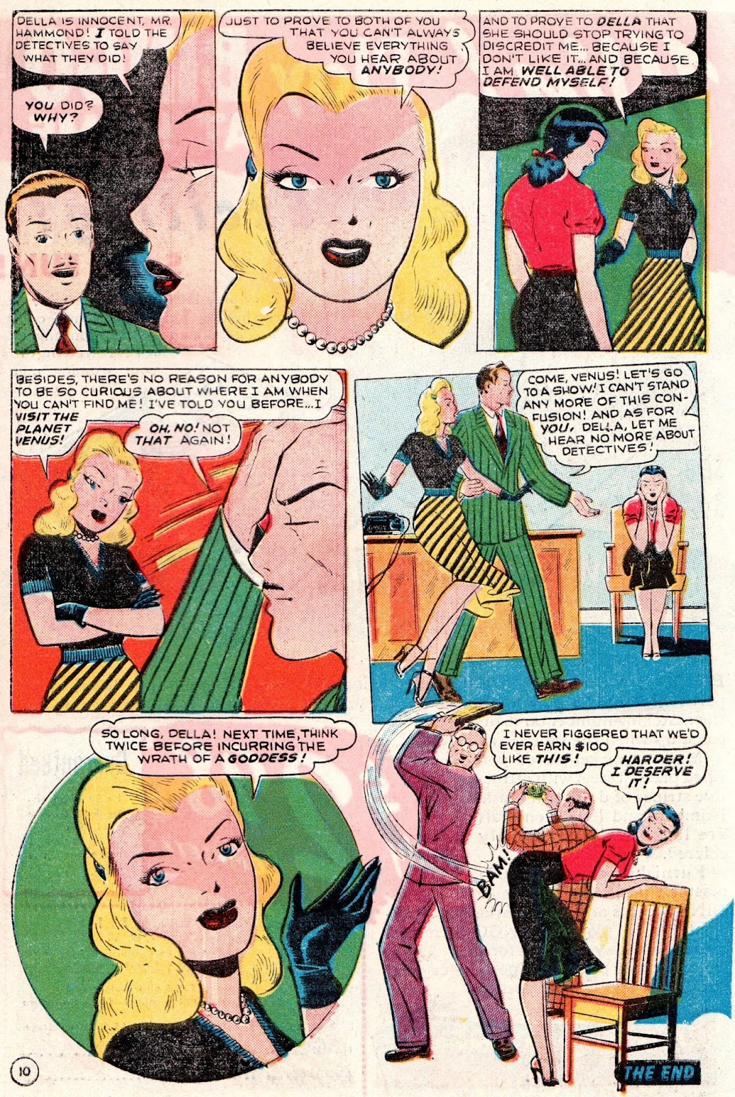 Venus (1948) issue 2 - Page 33