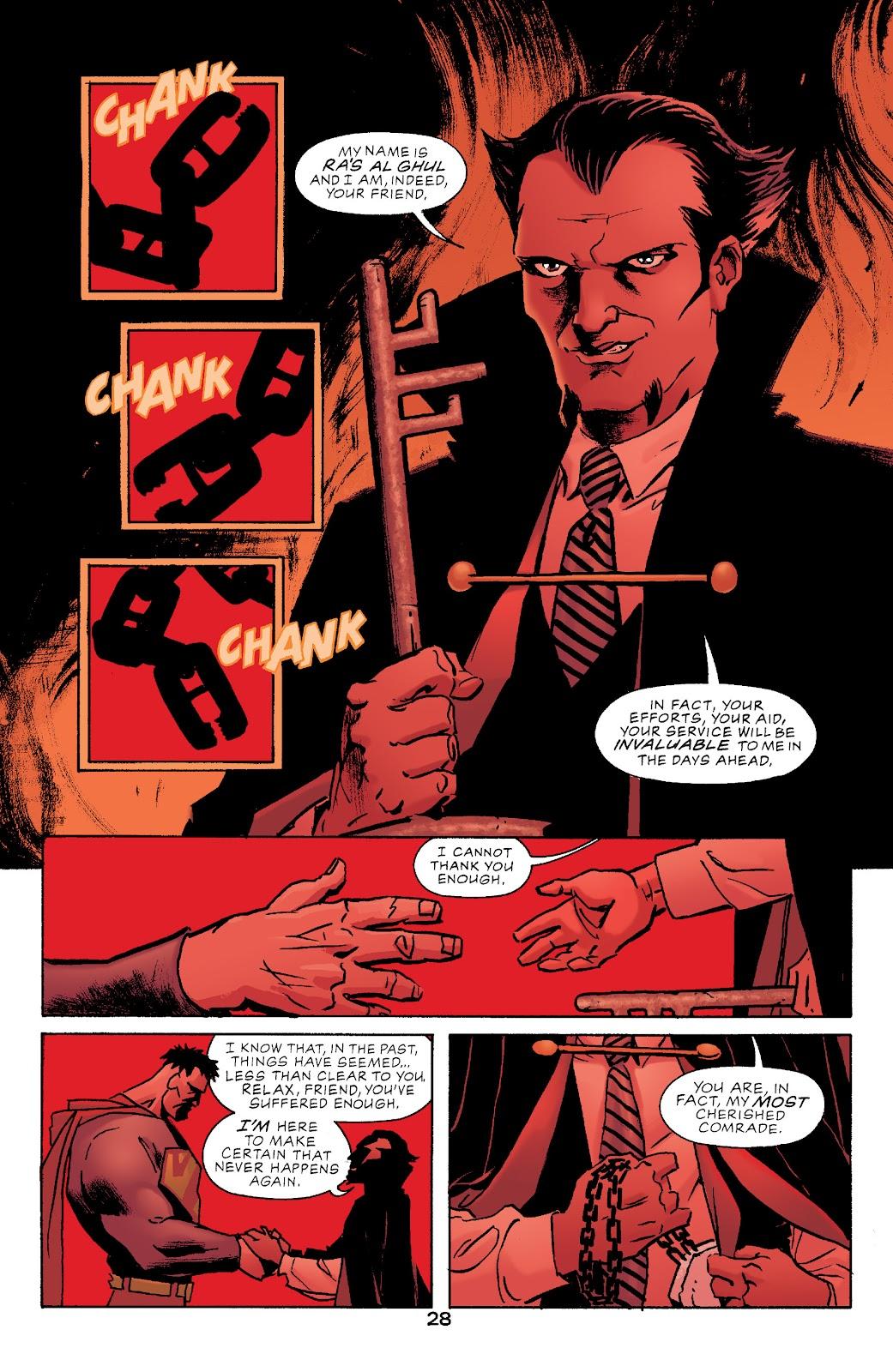 Batman/Superman/Wonder Woman: Trinity issue 1 - Page 26