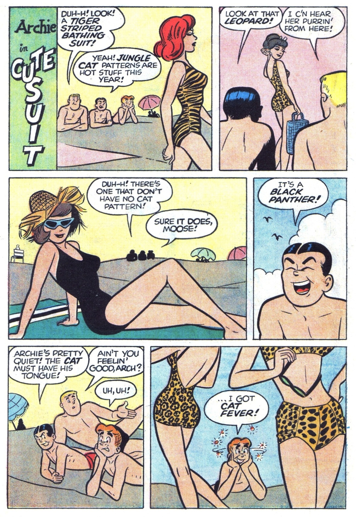 Read online Archie (1960) comic -  Issue #149 - 18
