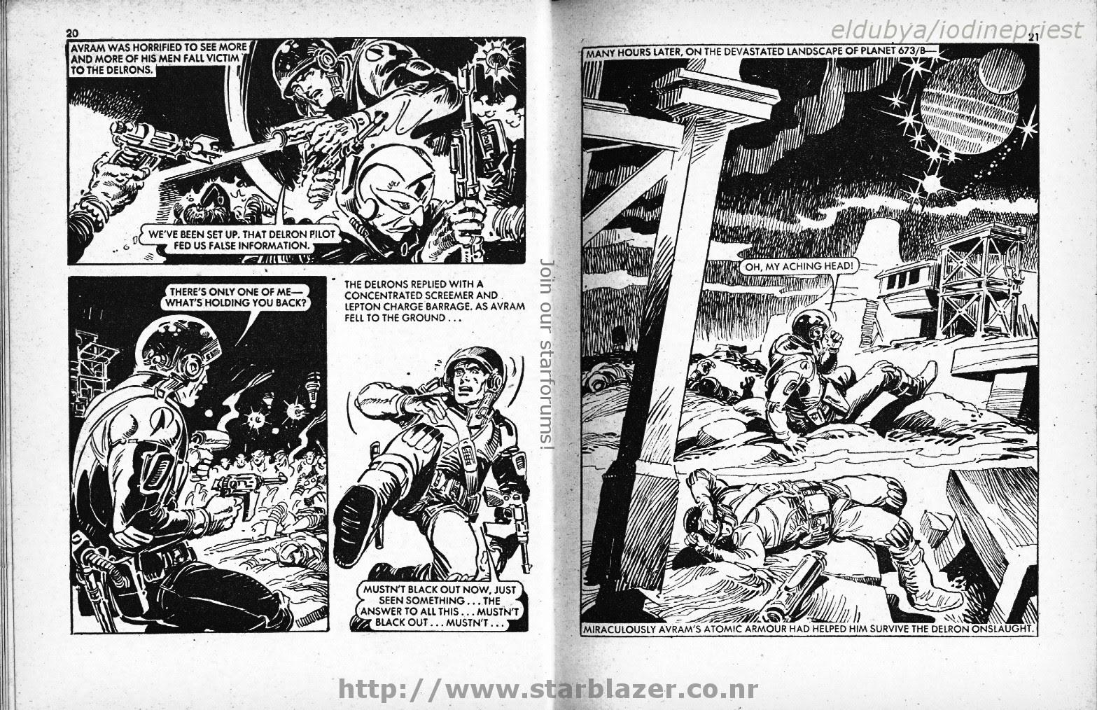 Starblazer issue 65 - Page 12