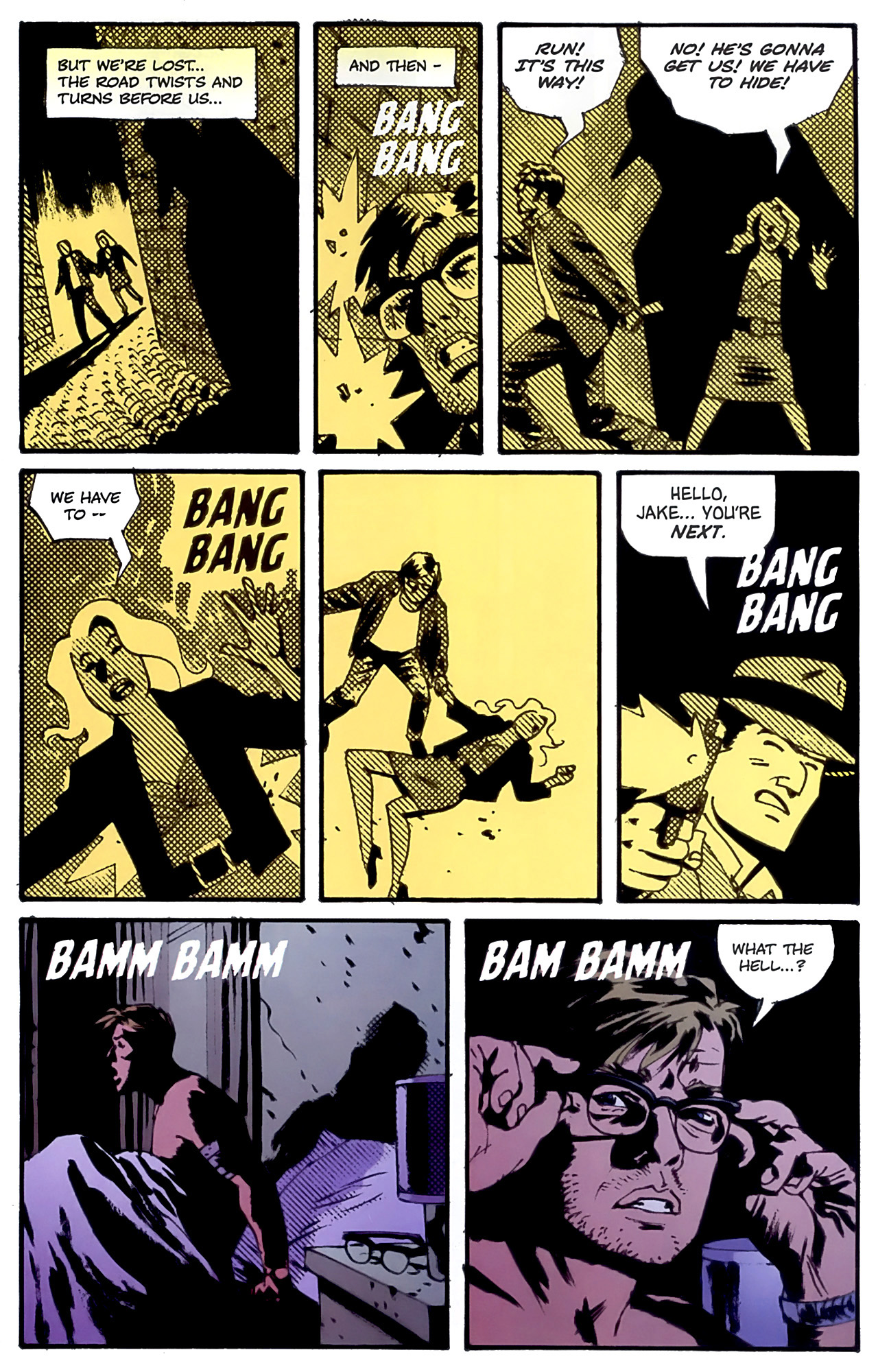 Read online Criminal (2008) comic -  Issue #6 - 13