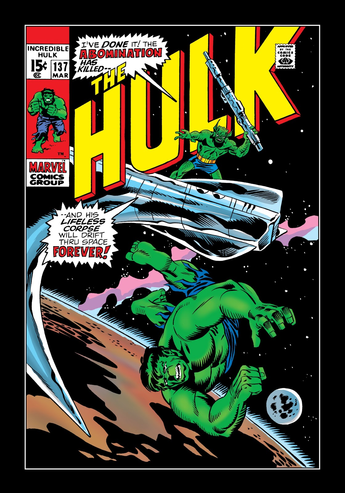 Read online Marvel Masterworks: The Incredible Hulk comic -  Issue # TPB 7 (Part 1) - 47