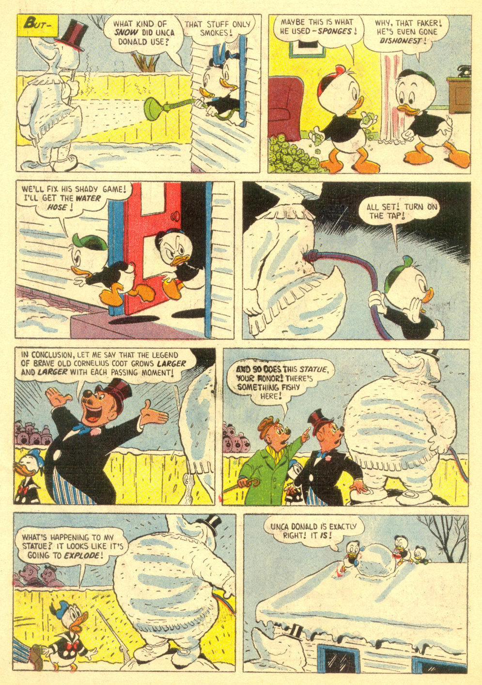 Walt Disney's Comics and Stories issue 196 - Page 10