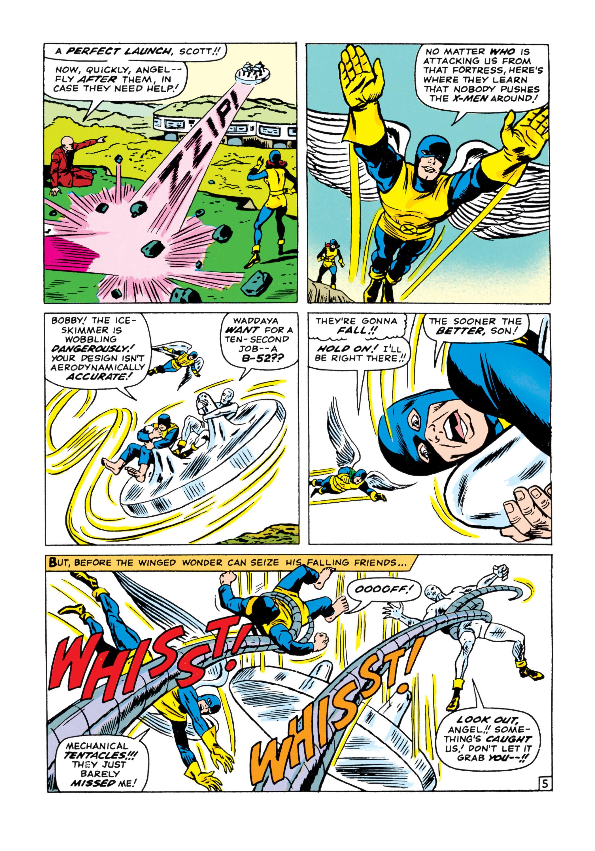 Read online Uncanny X-Men (1963) comic -  Issue #15 - 6
