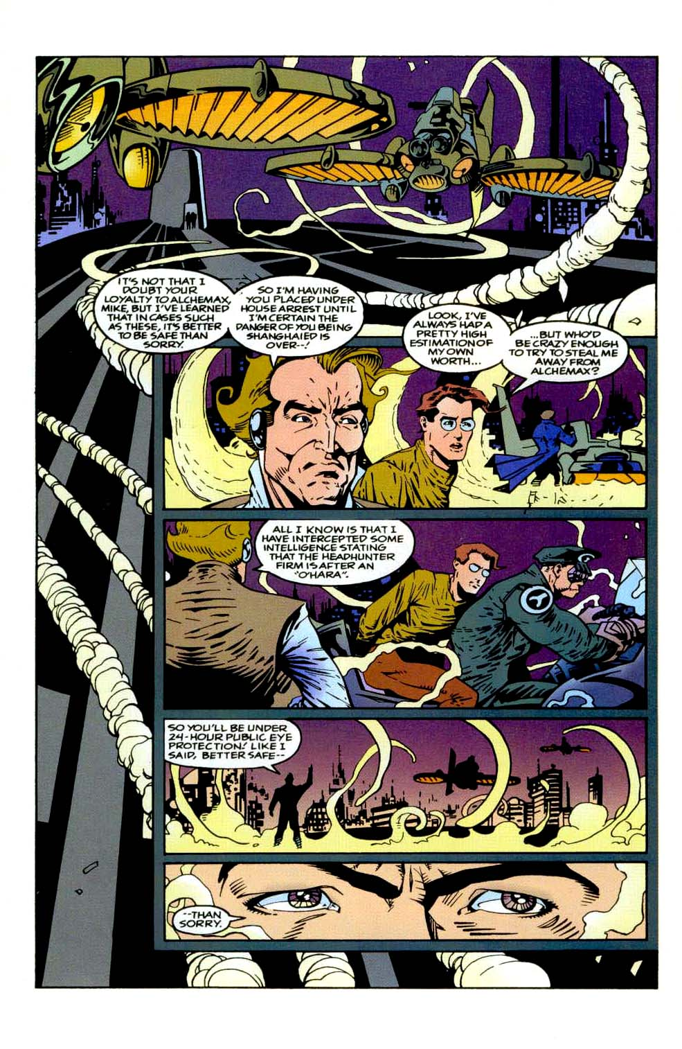 Read online 2099 Unlimited comic -  Issue #9 - 5