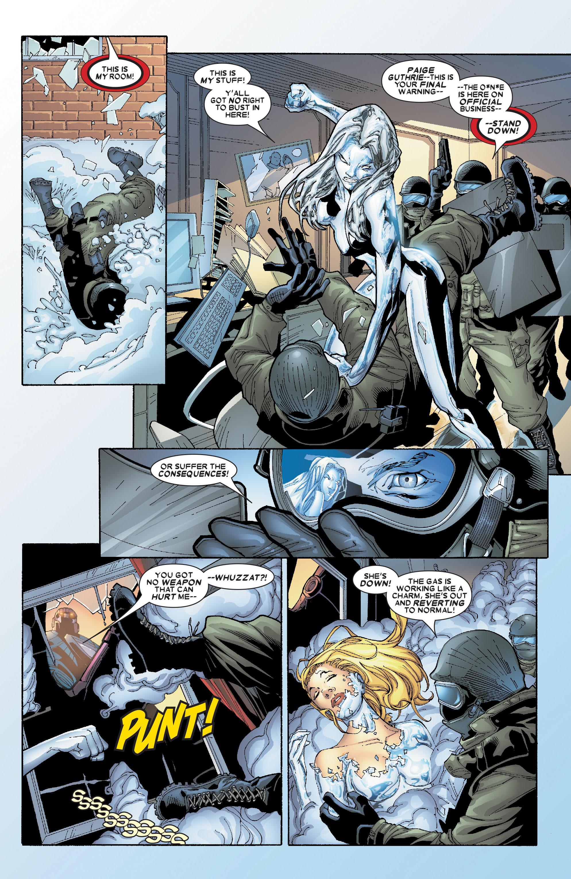 Read online Uncanny X-Men (1963) comic -  Issue #469 - 10