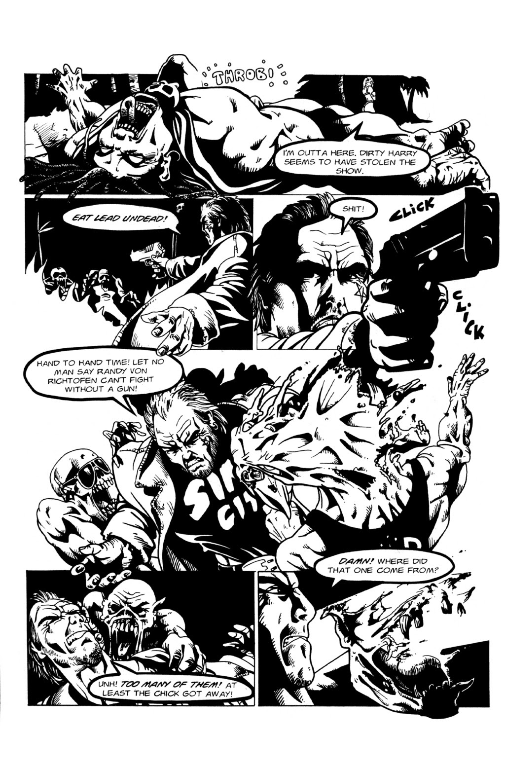 Read online Night of the Living Dead (1994) comic -  Issue #0 - 14
