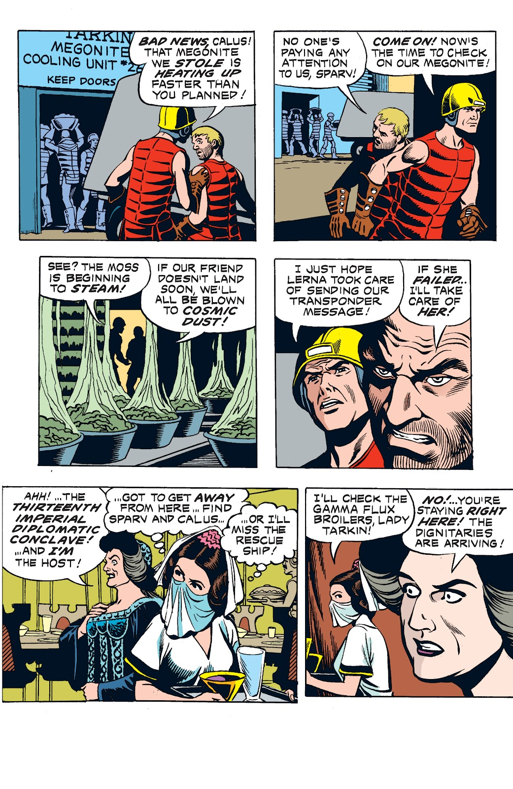 Read online Star Wars Legends: The Newspaper Strips - Epic Collection comic -  Issue # TPB (Part 2) - 63