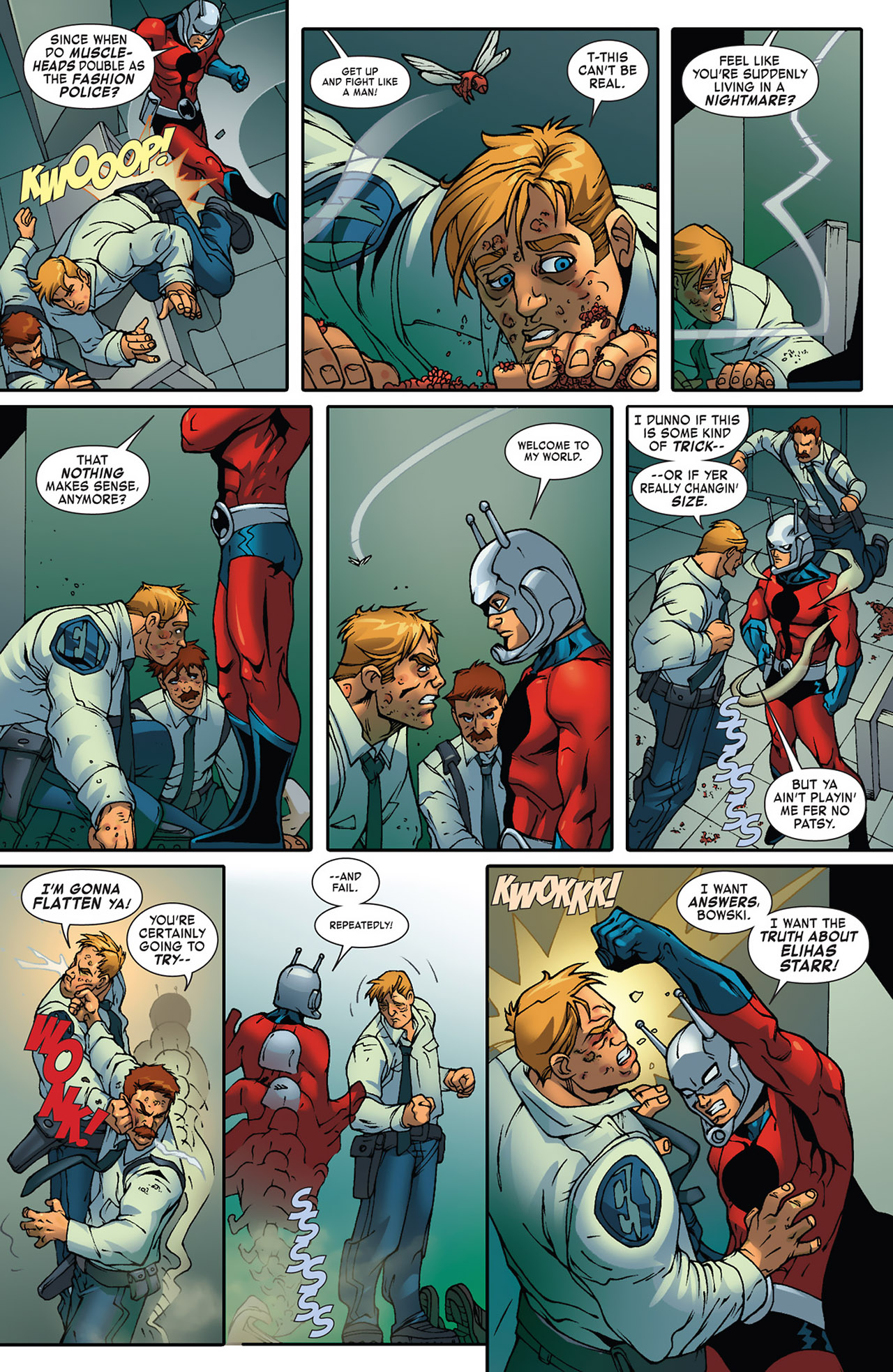 Read online Ant-Man: Season One comic -  Issue #Ant-Man: Season One Full - 53